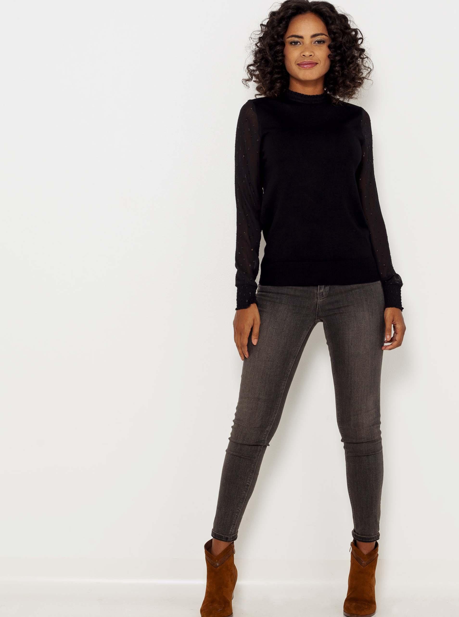 CAMAIEU black blouse