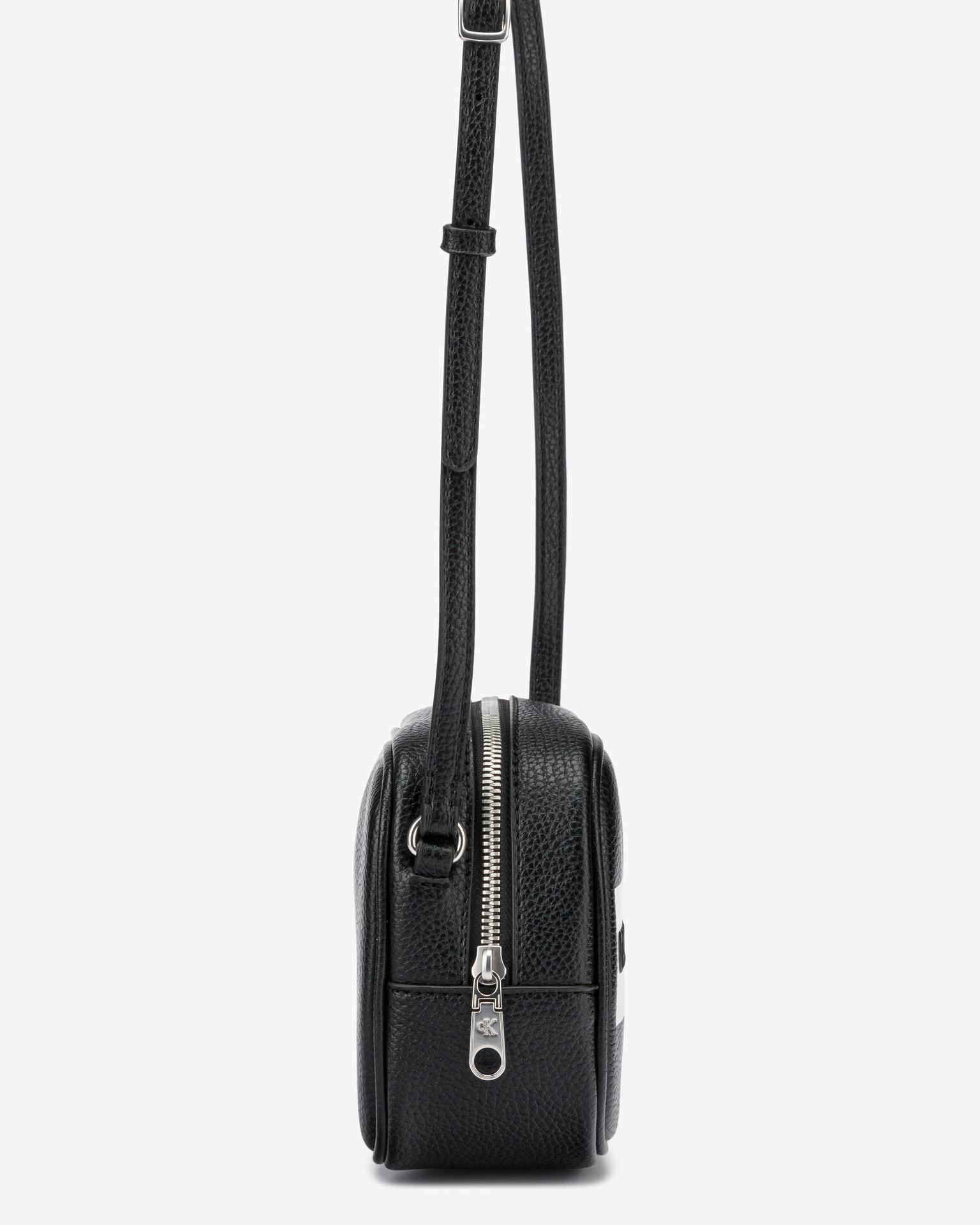 Calvin Klein black crossbody handbag Camera