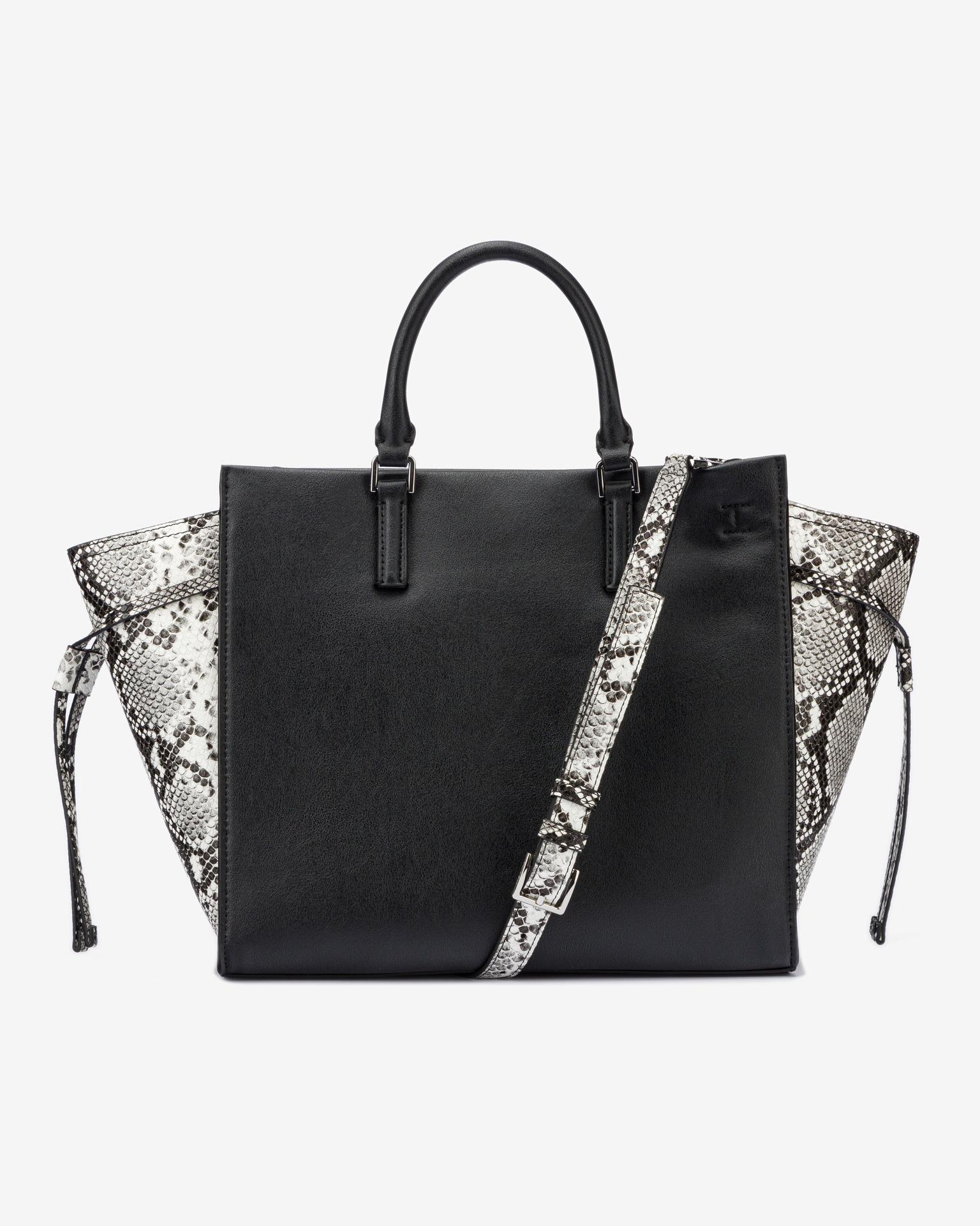 Calvin Klein handbag Python