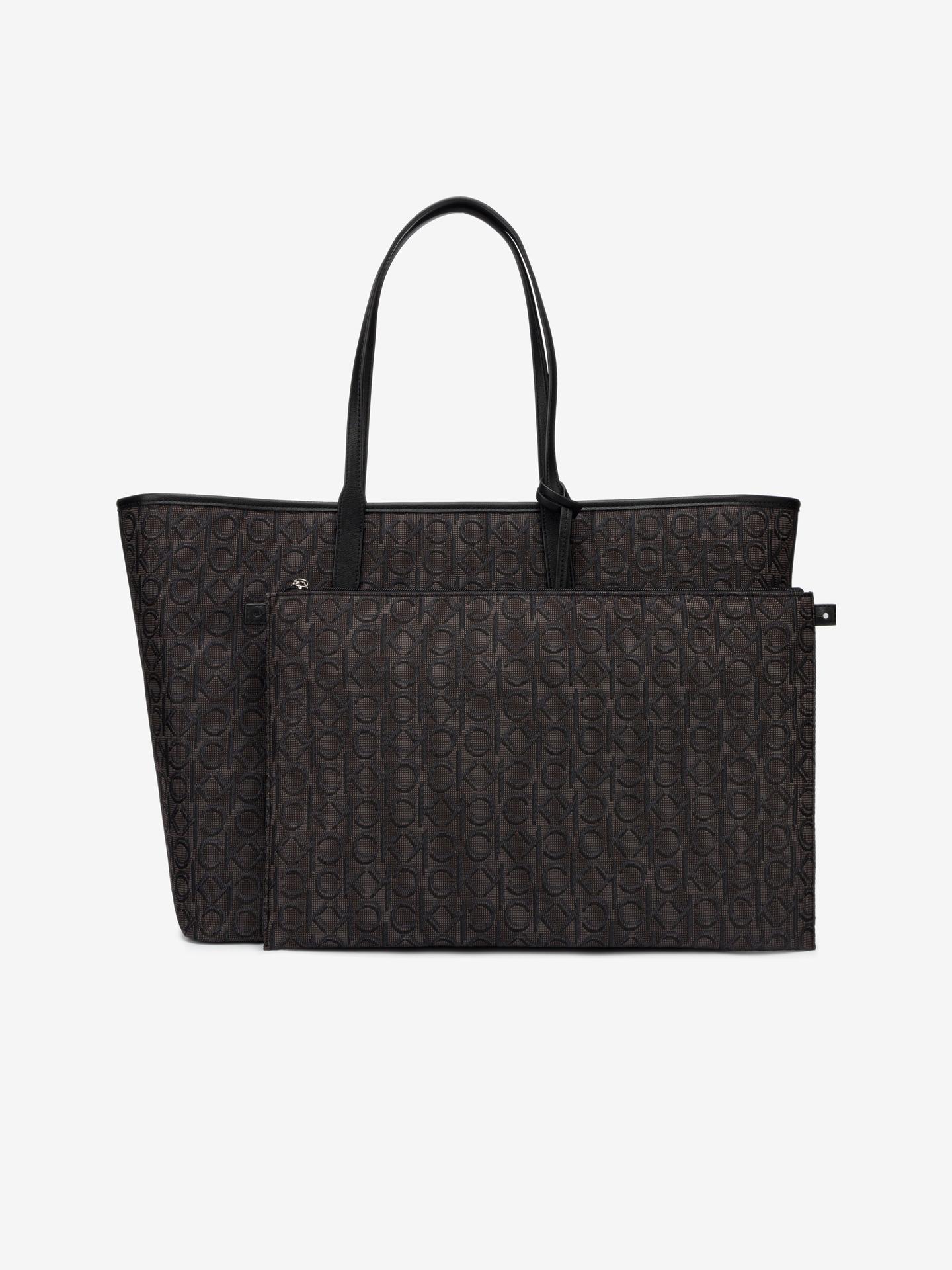 Calvin Klein handbag Jacquard Shopper