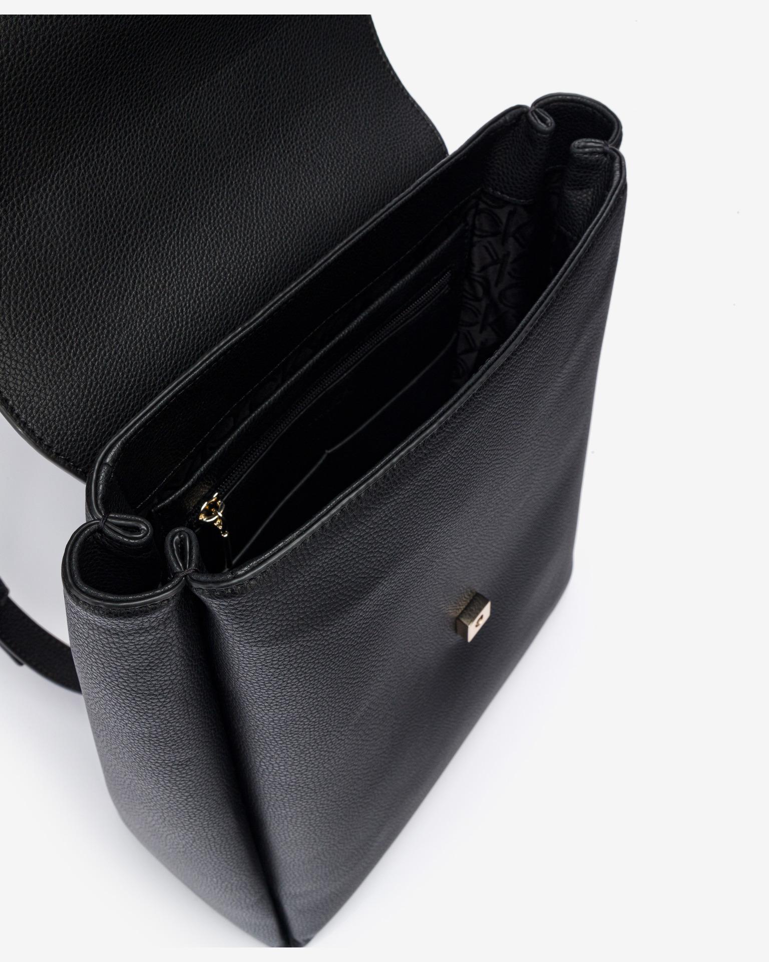 Calvin Klein black backpack