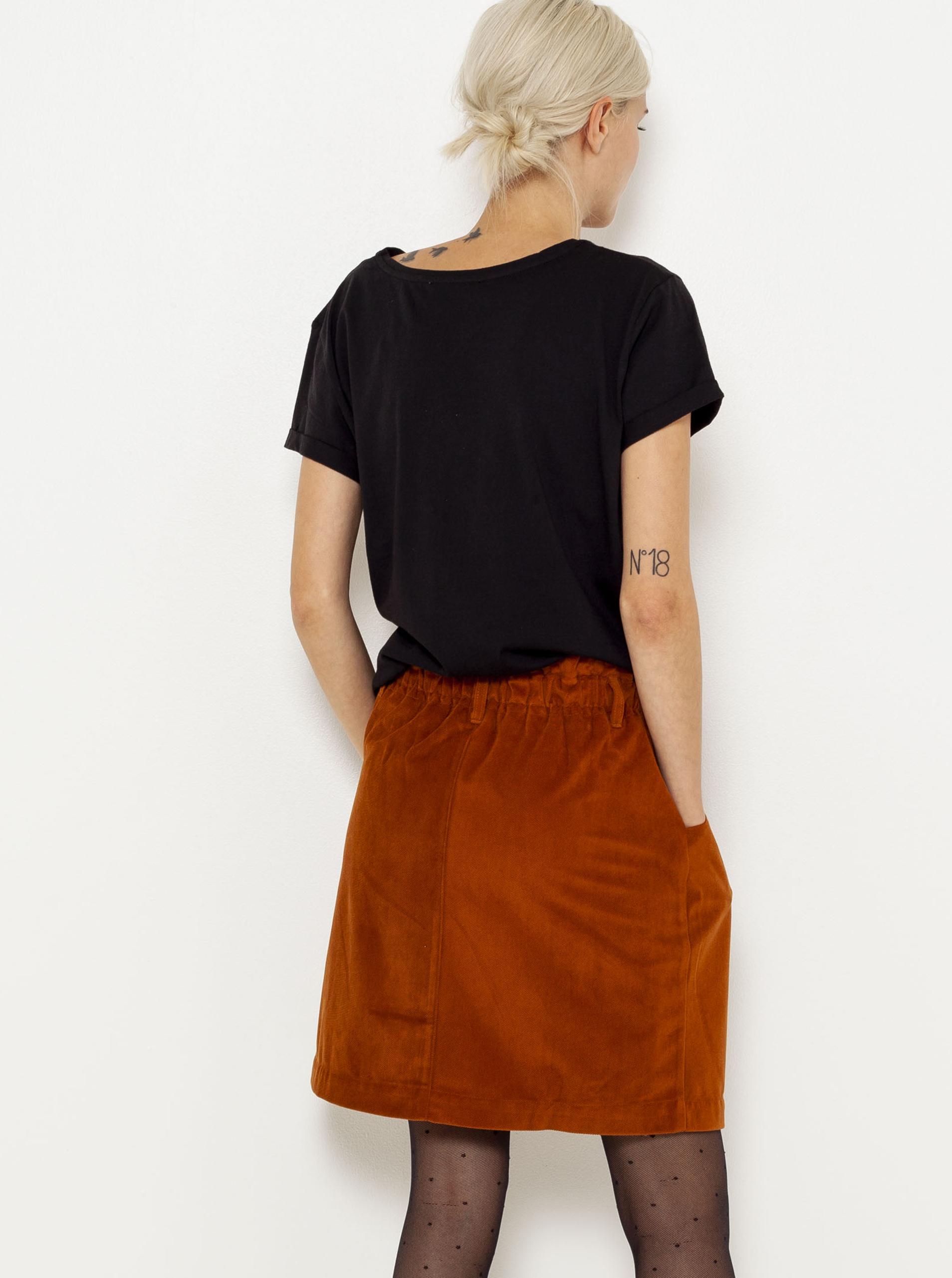 CAMAIEU black women´s T-shirt with print