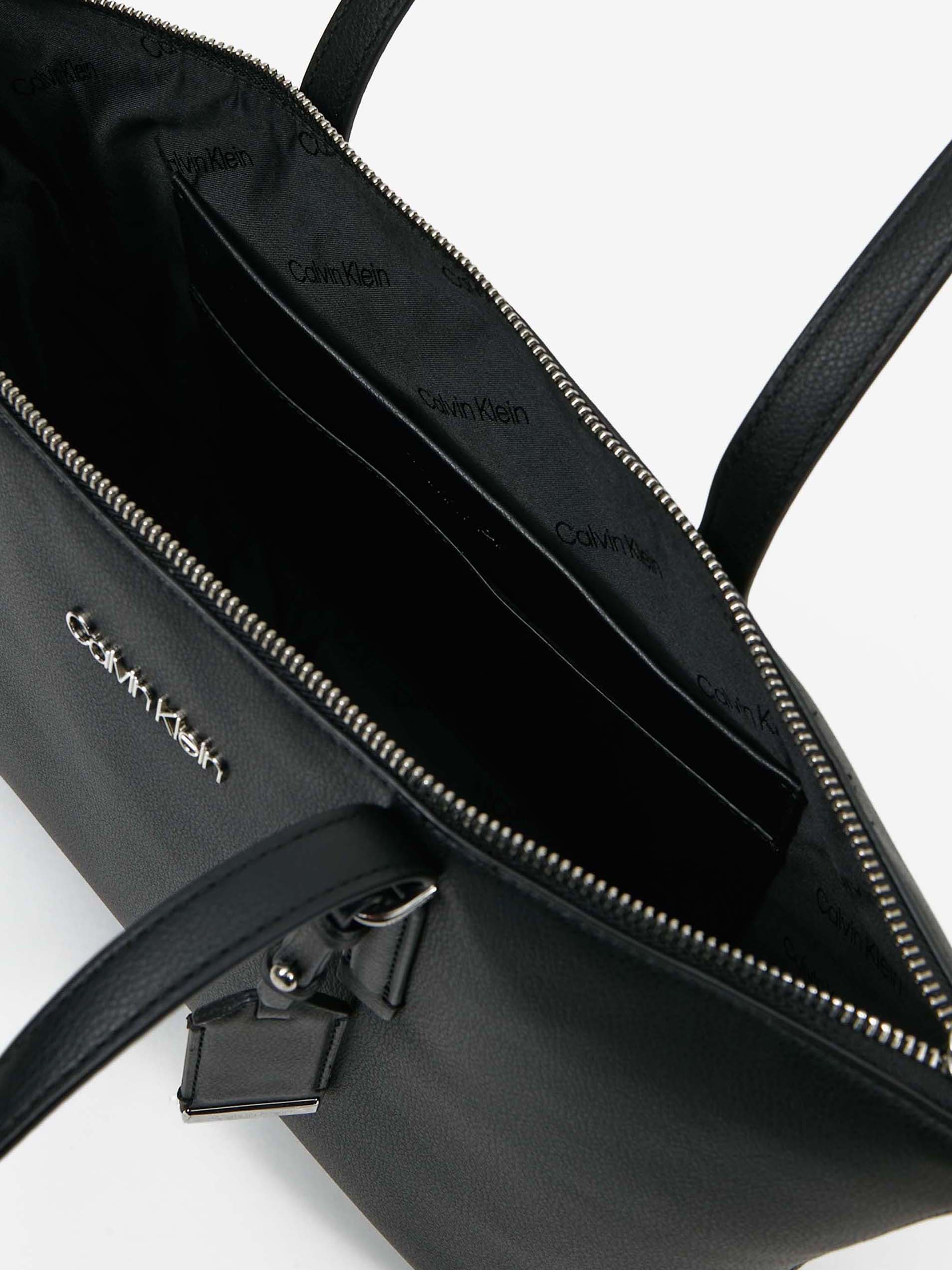 Calvin Klein black handbag