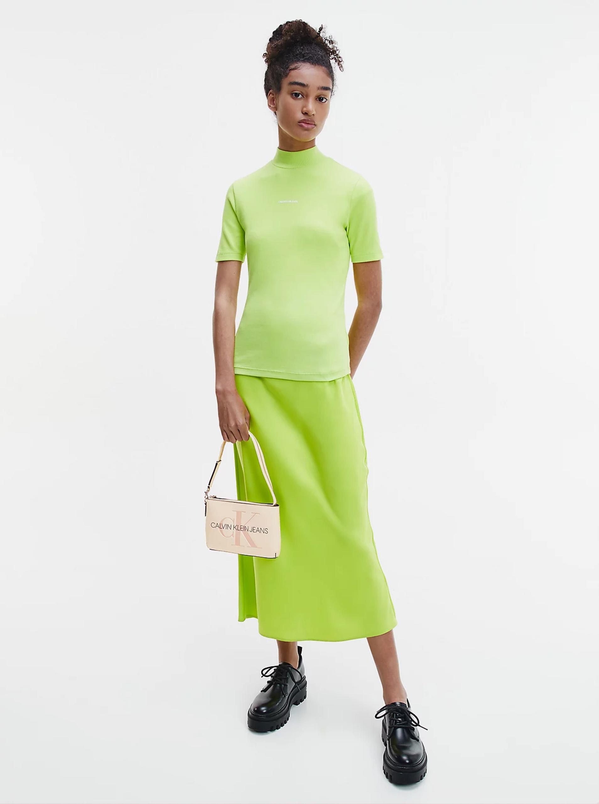 Calvin Klein cream / cream handbag
