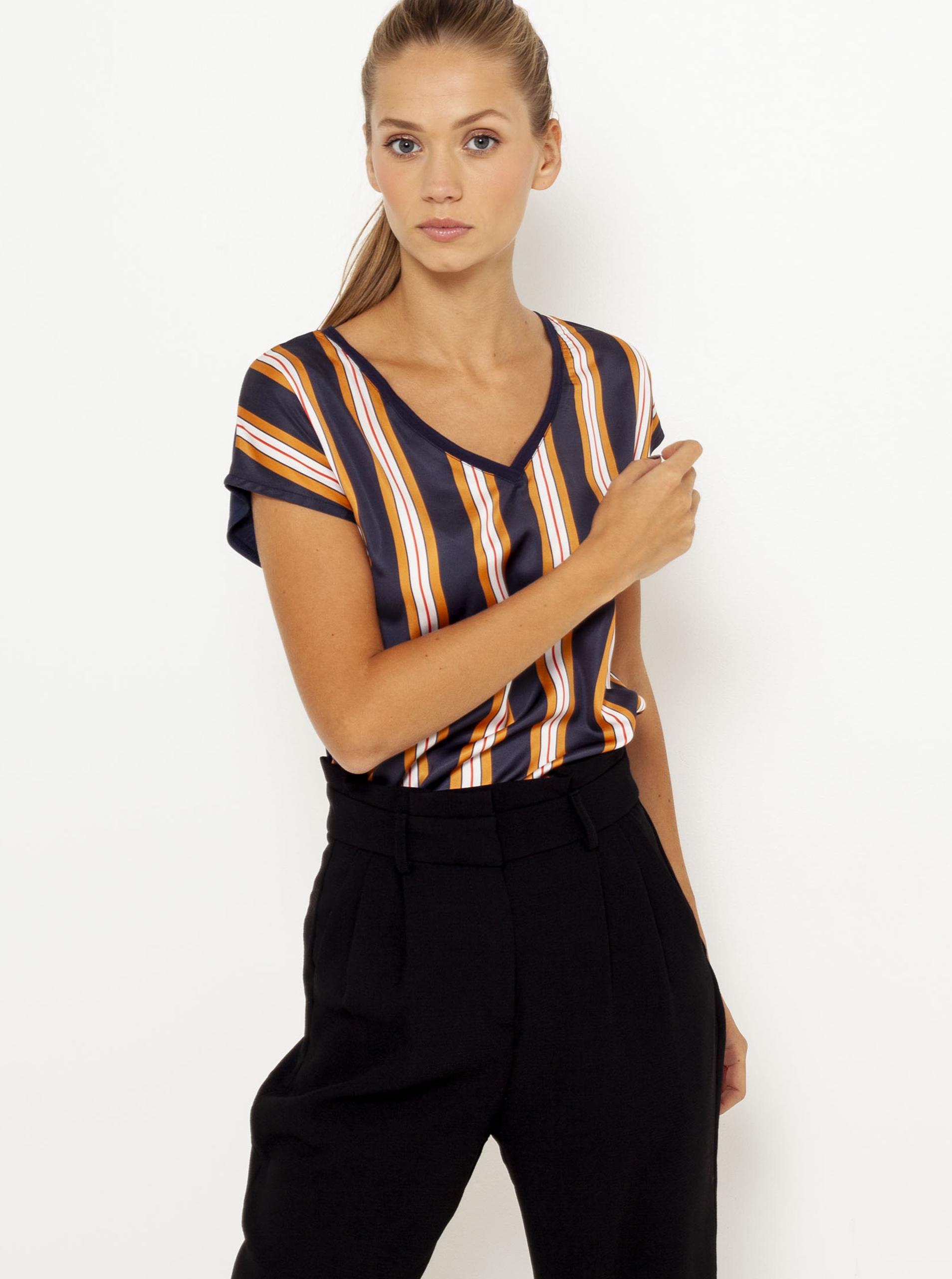 CAMAIEU striped blouse