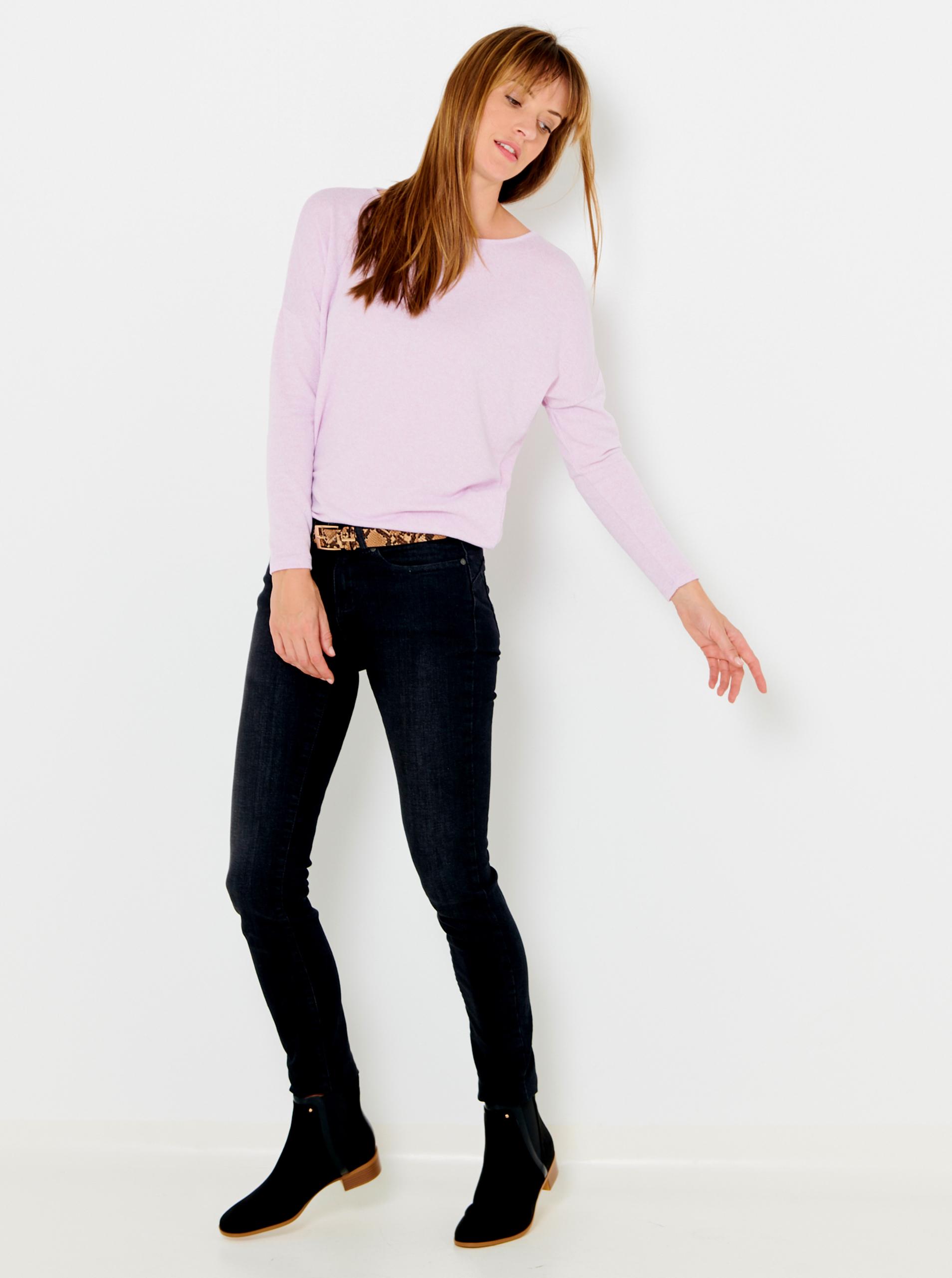 CAMAIEU pink T-shirt