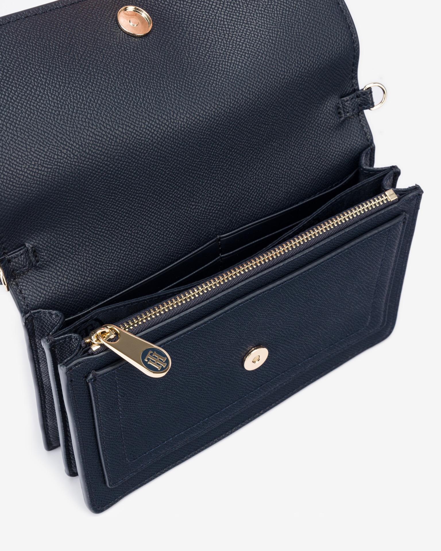 Tommy Hilfiger blue crossbody handbag Honey Chain