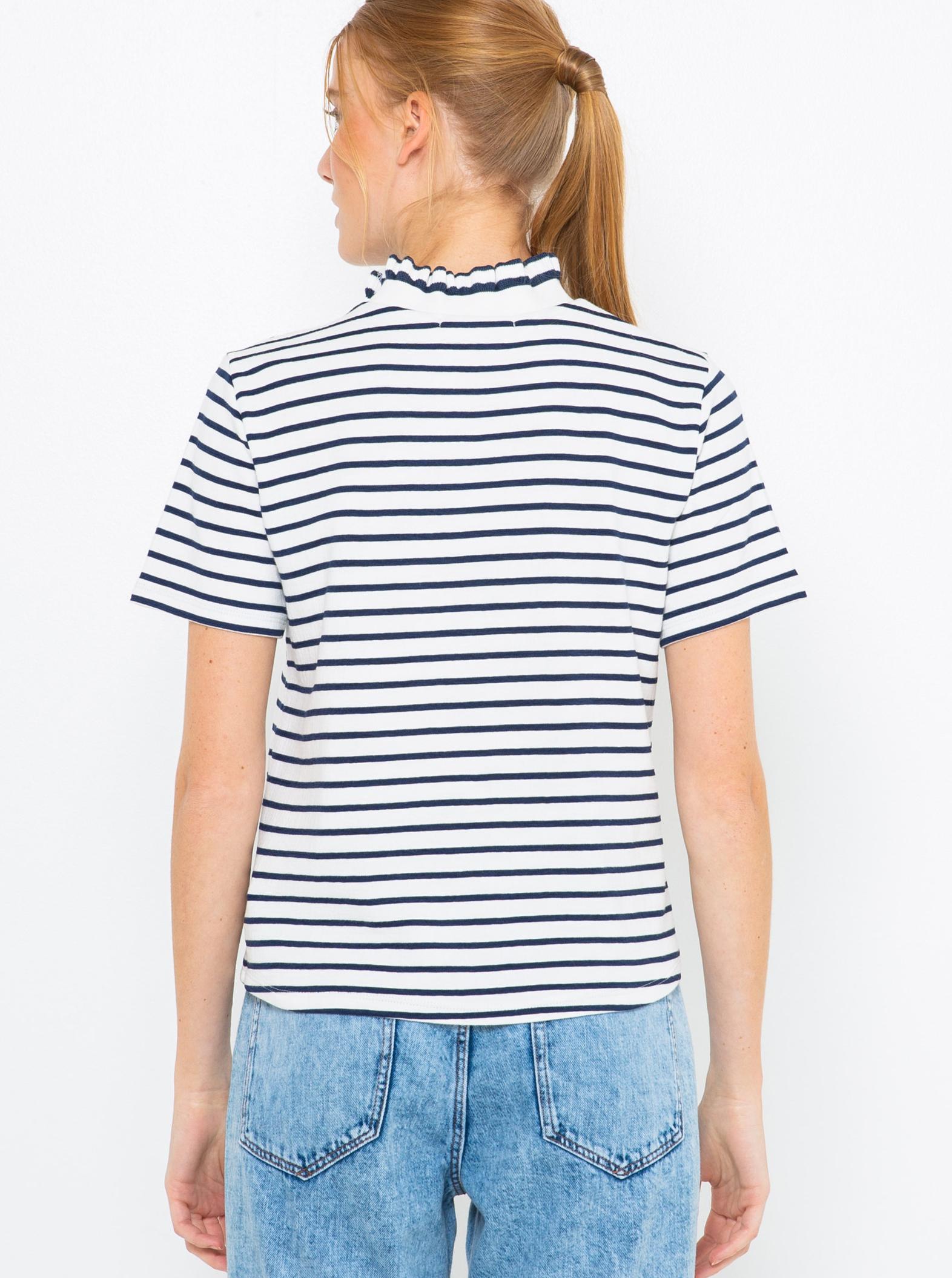 CAMAIEU striped T-shirt