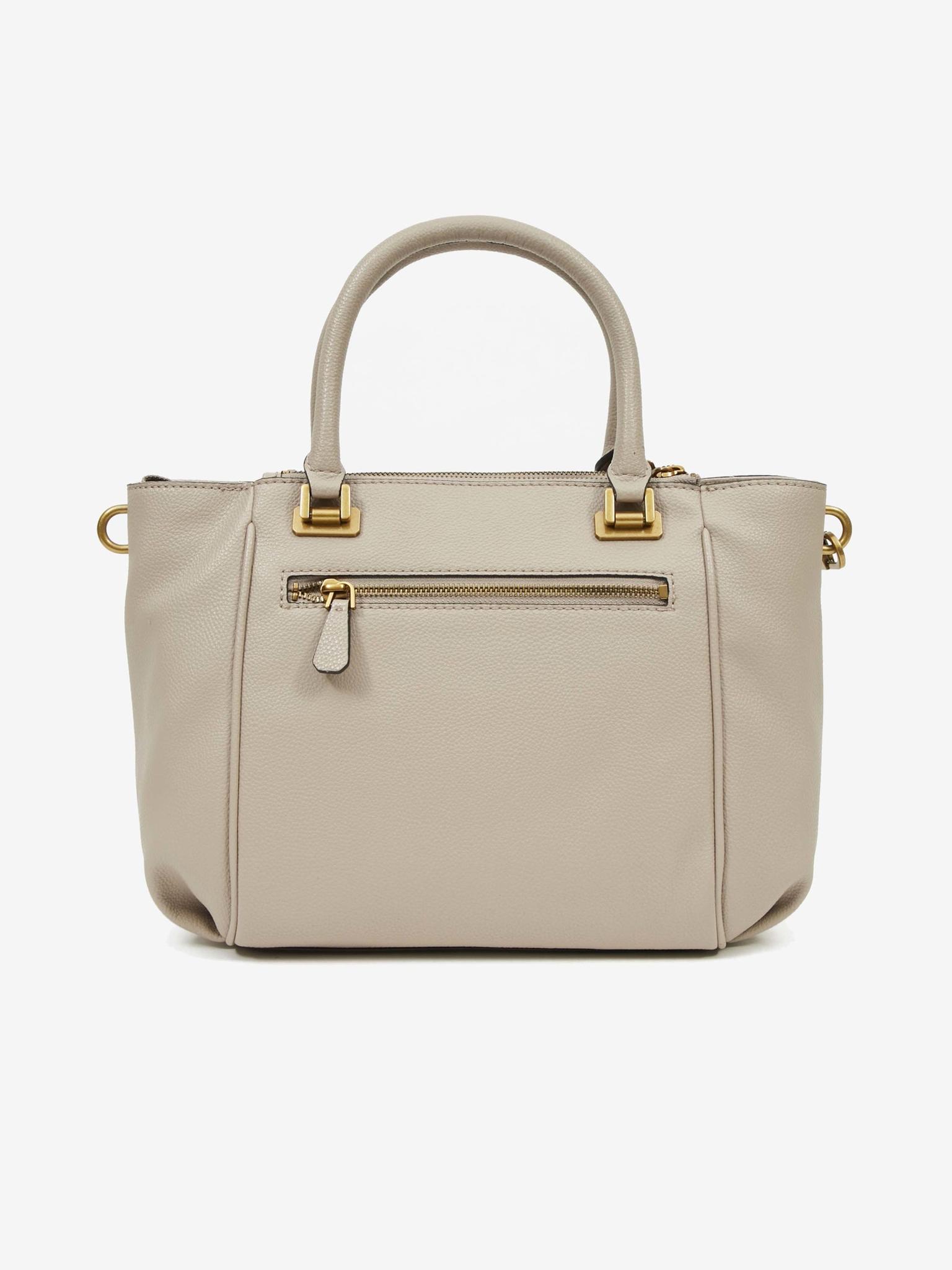 Guess brown handbag Destiny Status