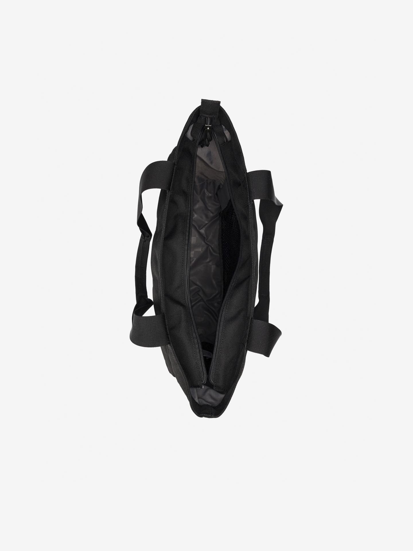 Vans black bag Construct