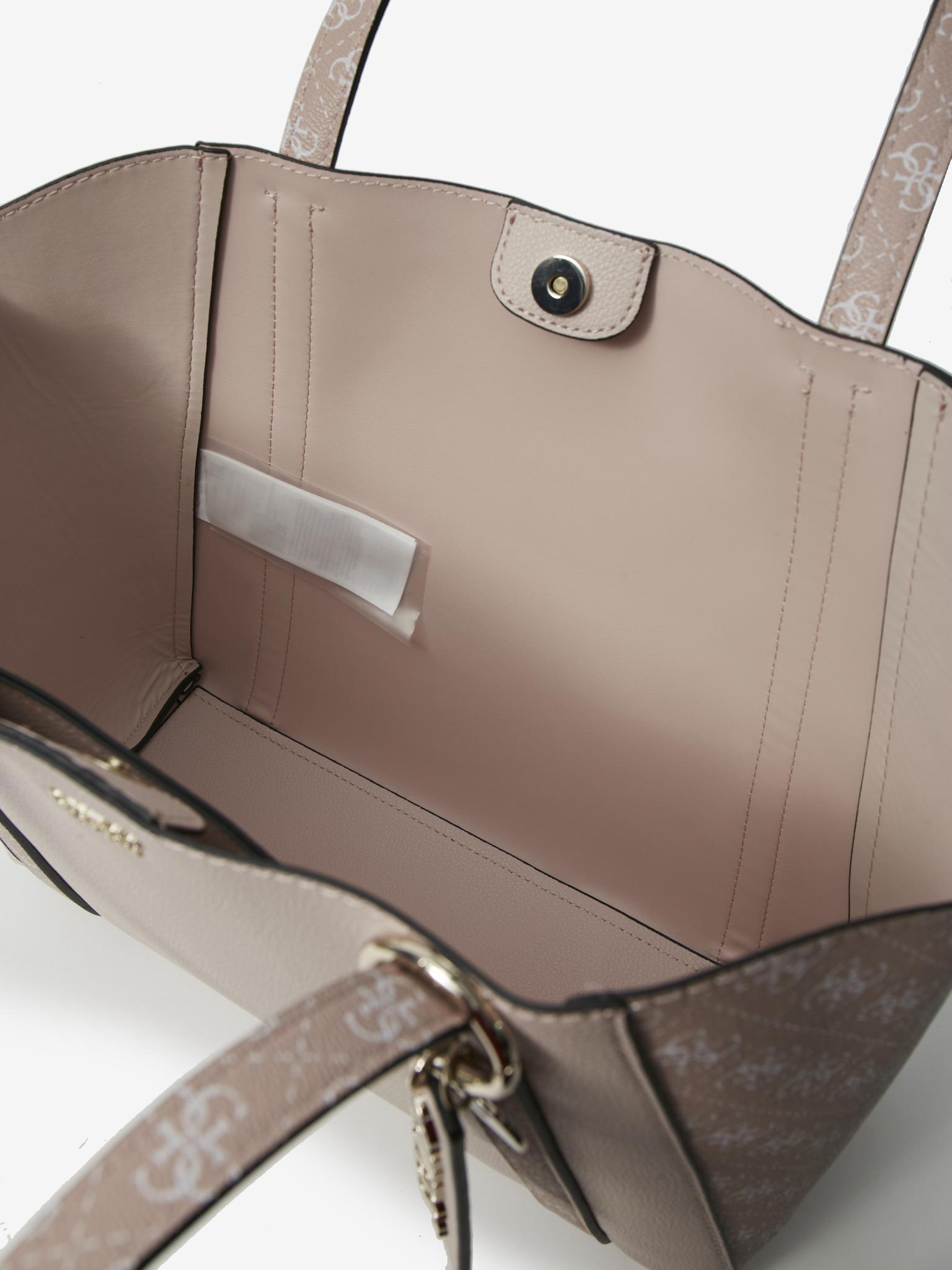 Guess brown handbag Naya