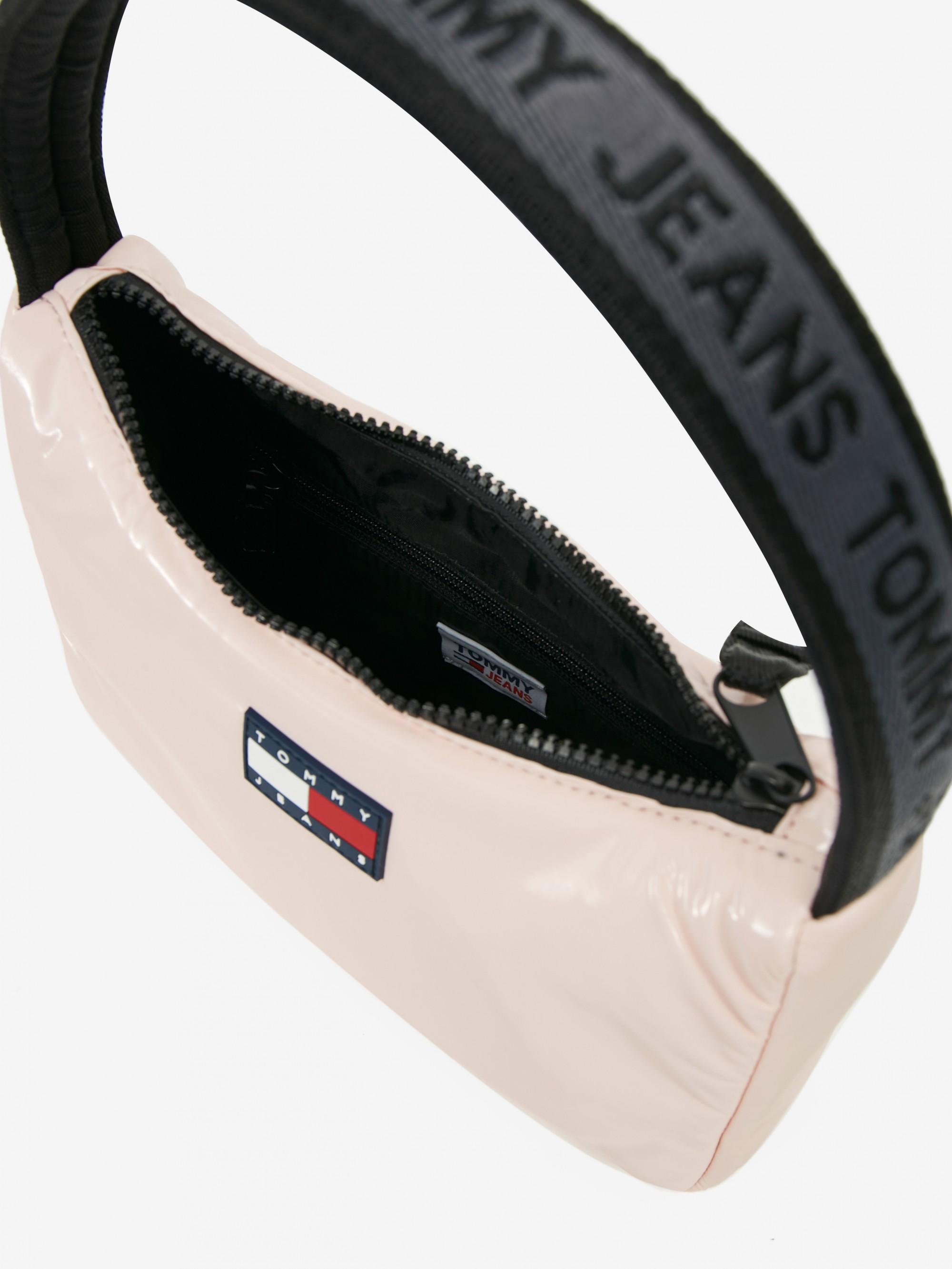 Tommy Hilfiger pink handbag