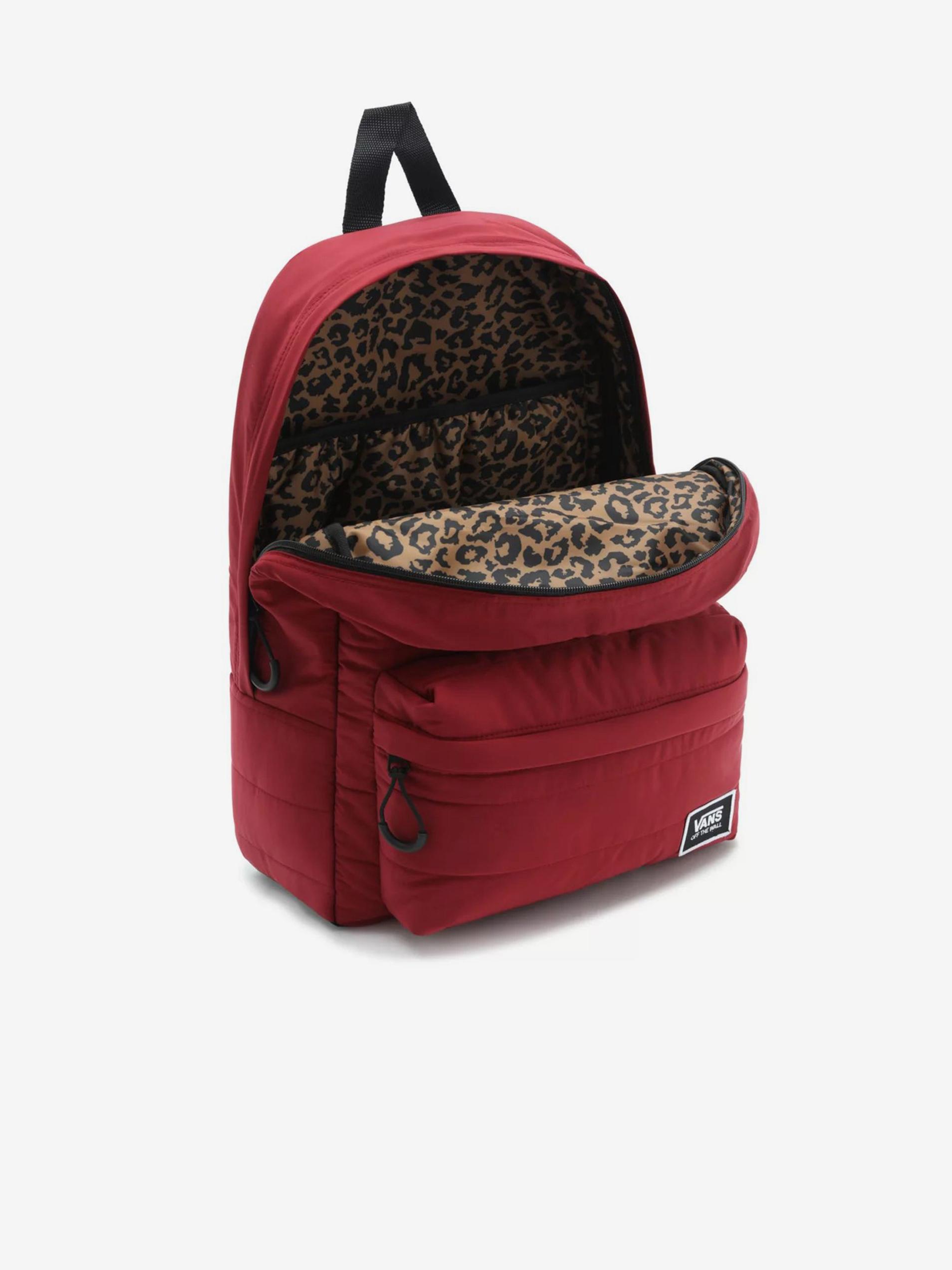 Vans backpack Puffed