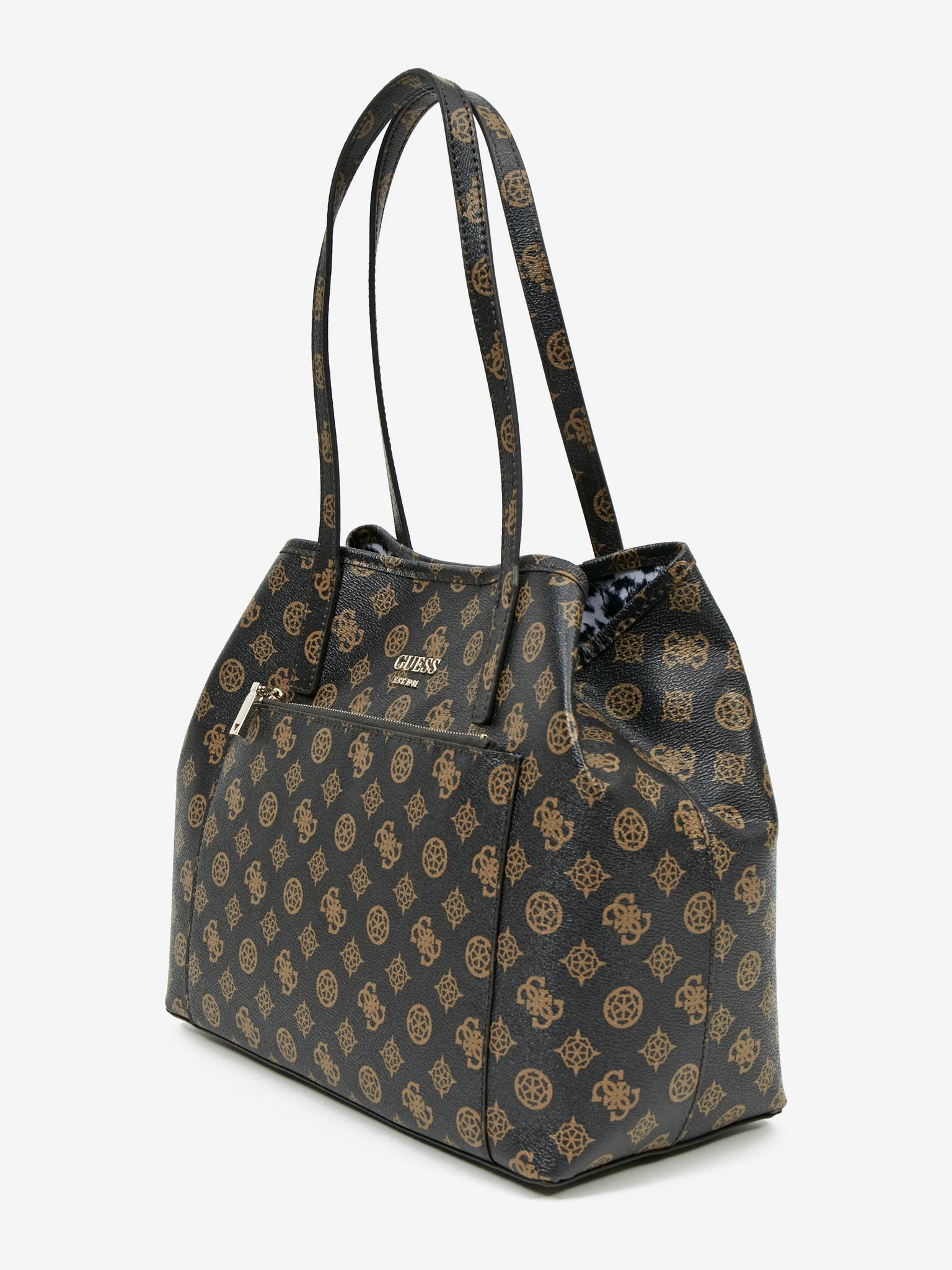 Guess brown handbag Vikky Roo