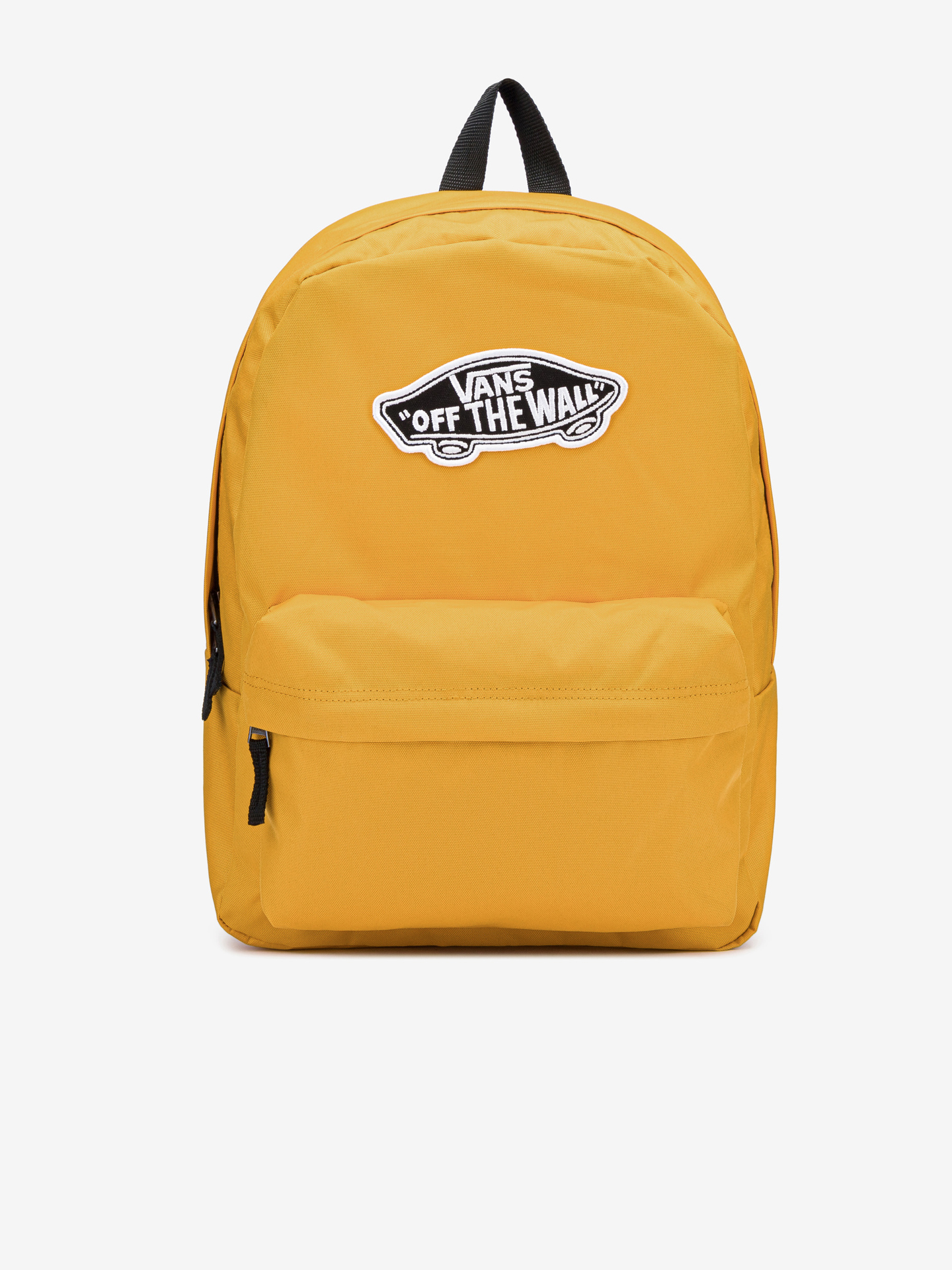 Vans yellow backpack Realm