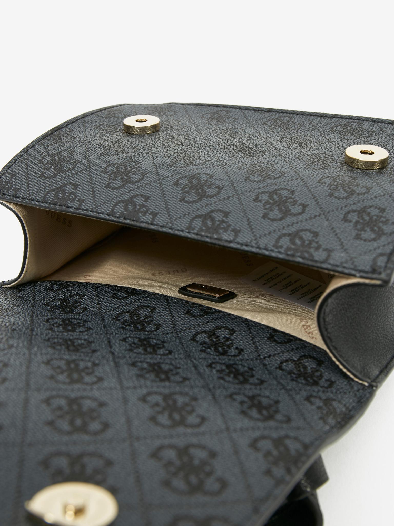 Guess black crossbody handbag Noelle Mini