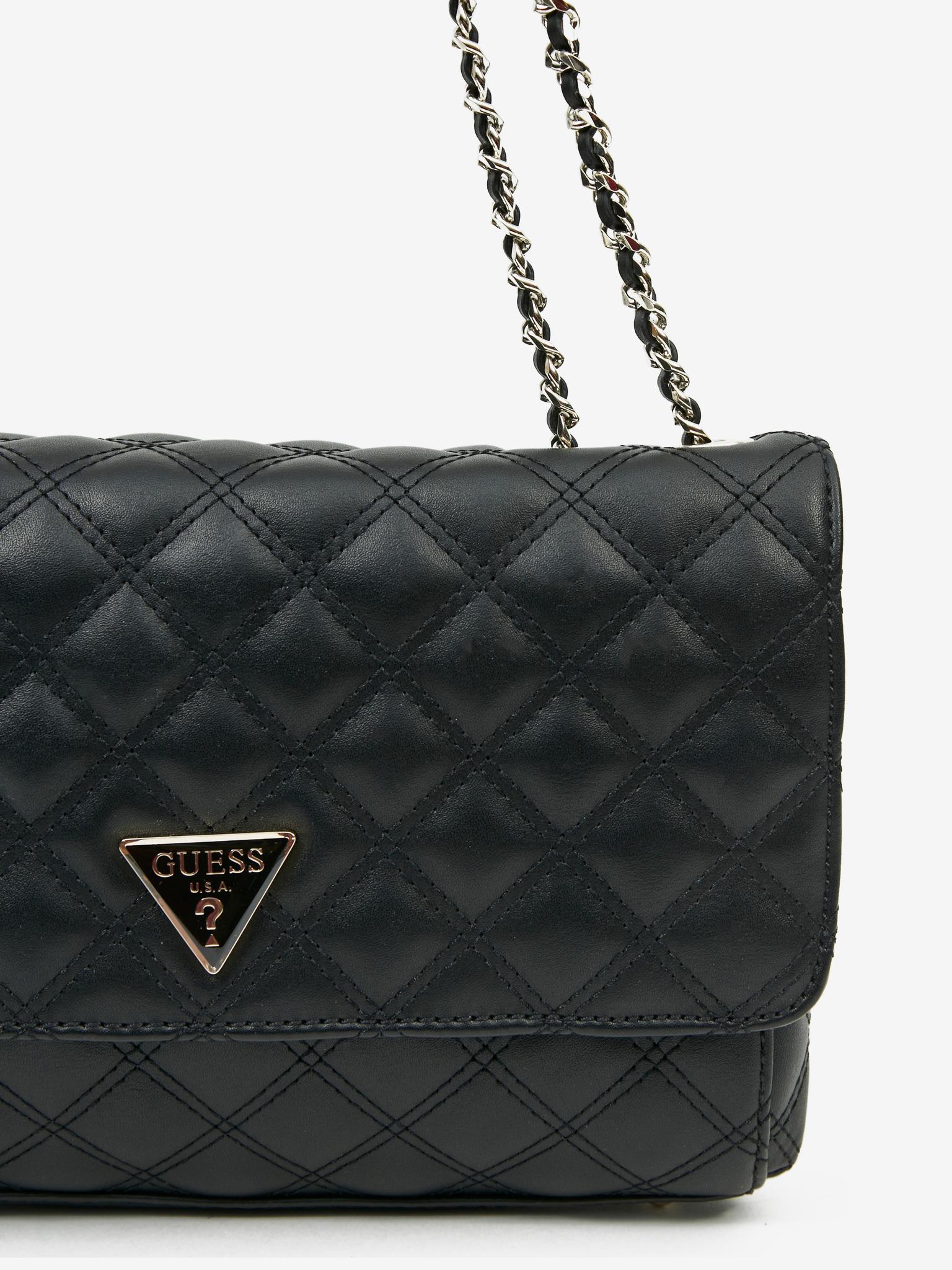 Guess black crossbody handbag Cessily