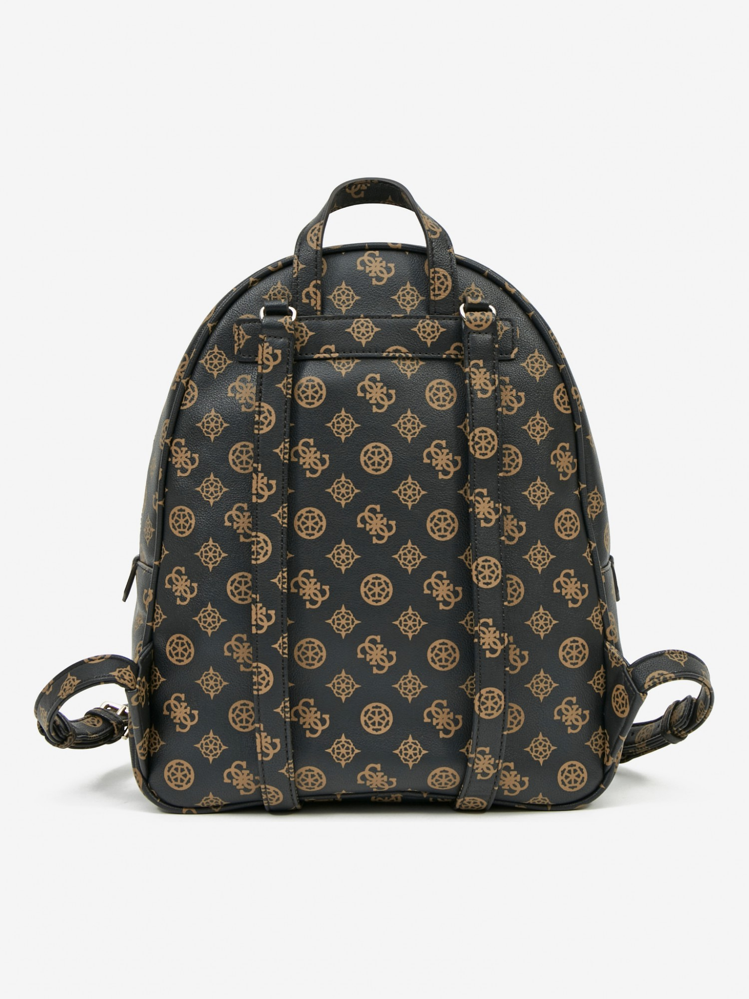 Guess brown backpack Manhattan Large