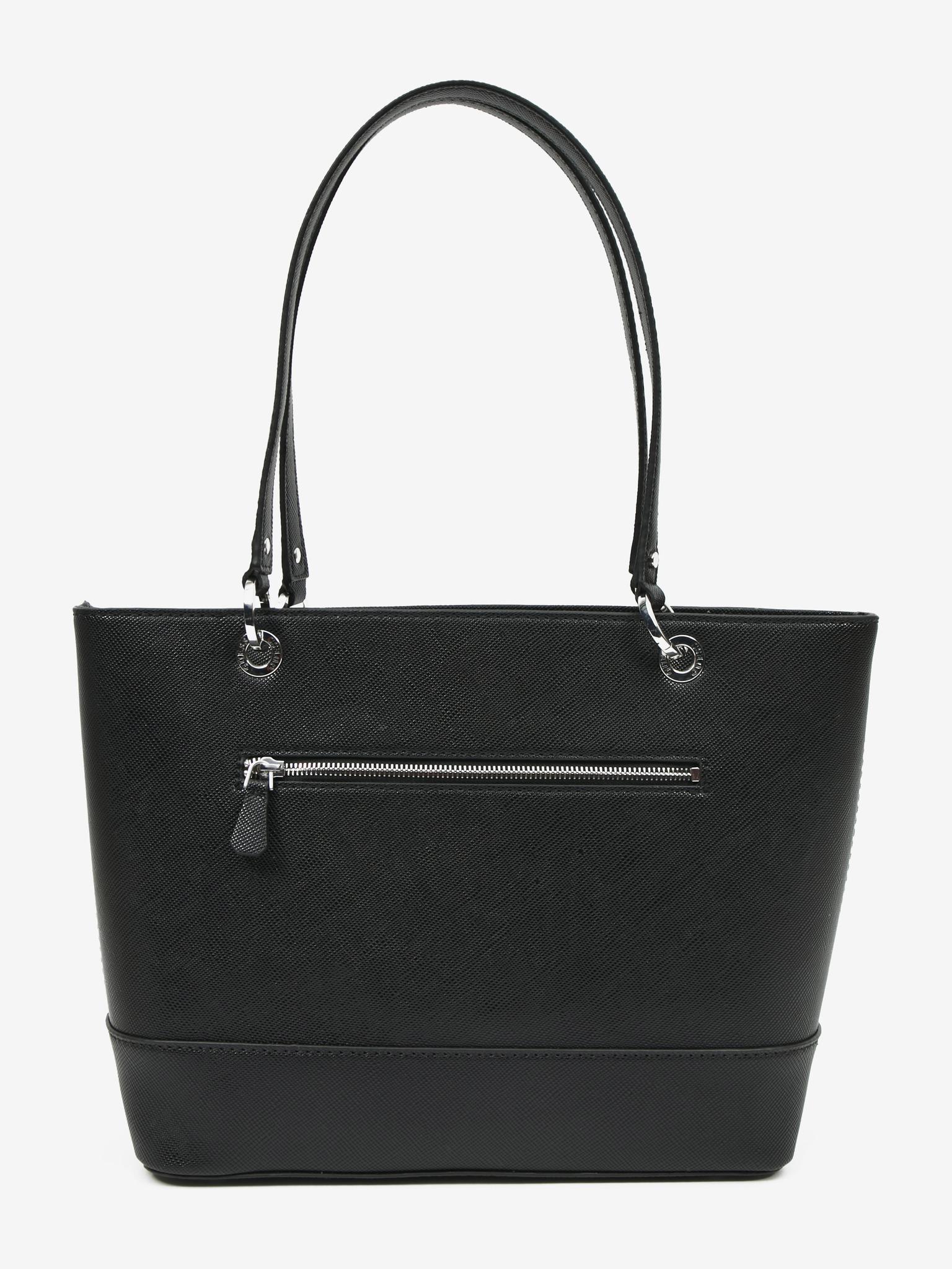 Guess black handbag Noelle Elite