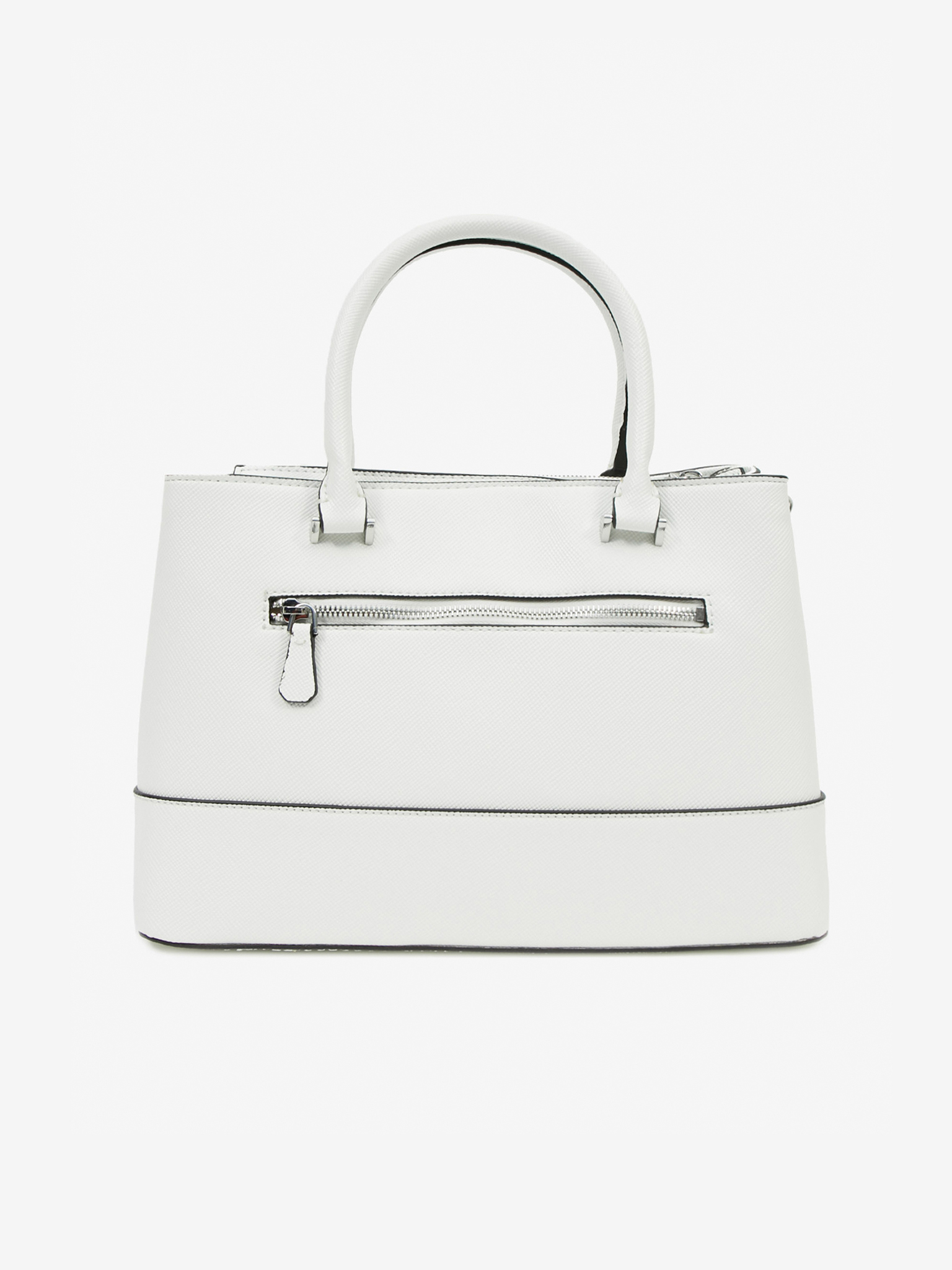 Guess white handbag Cordelia Luxury