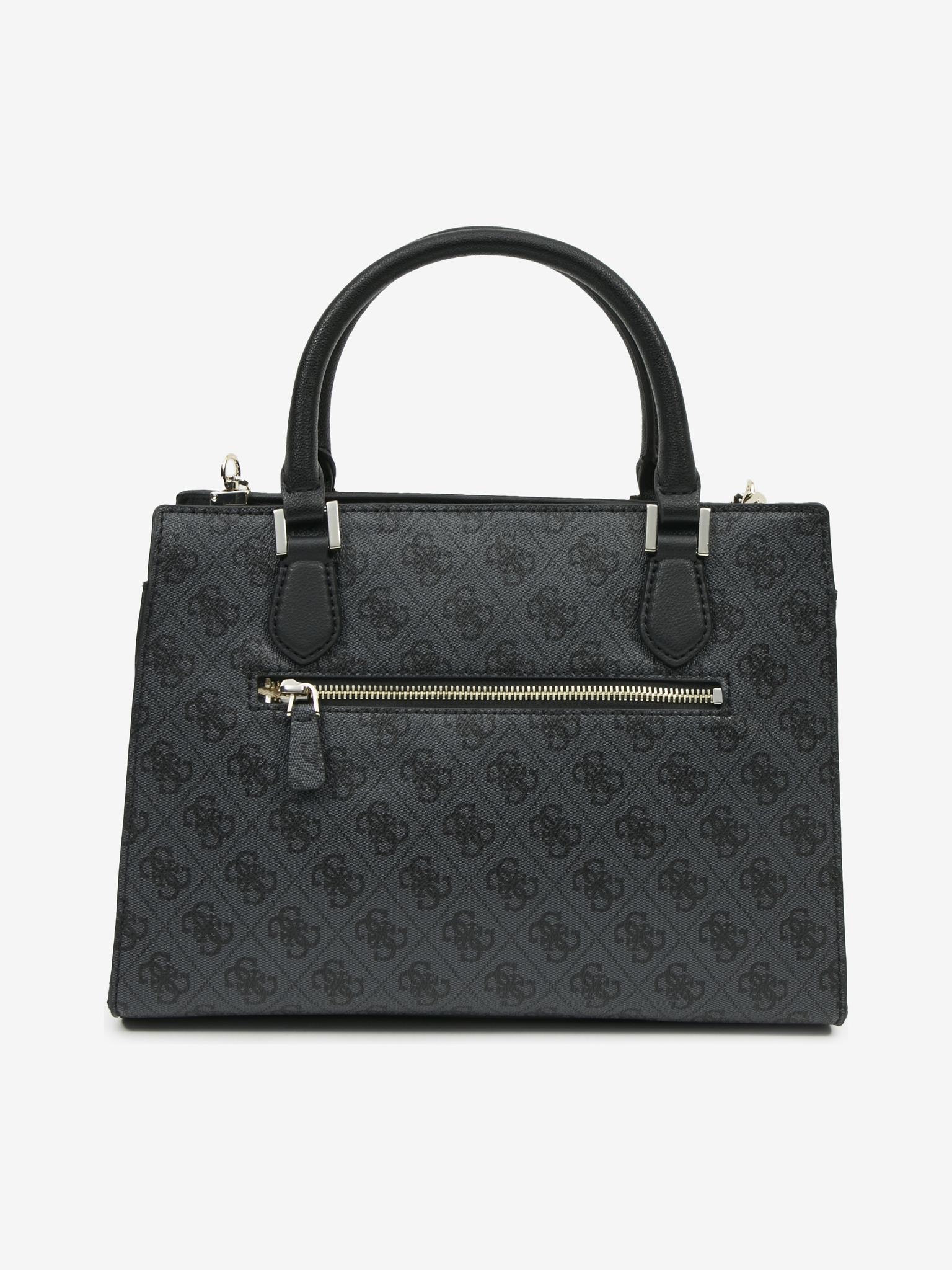 Guess black handbag Alisa Girlfriend