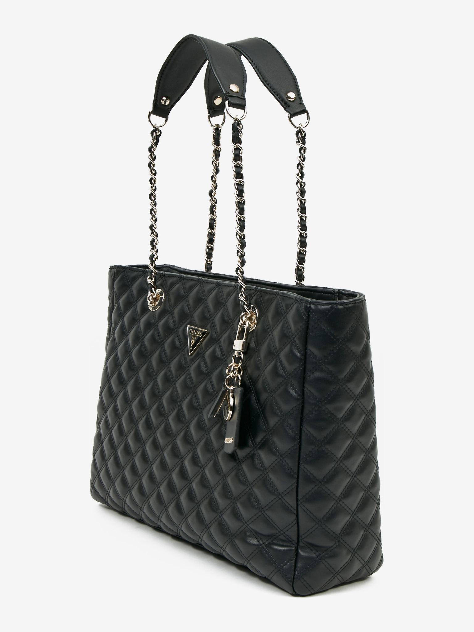 Guess black handbag Cessily