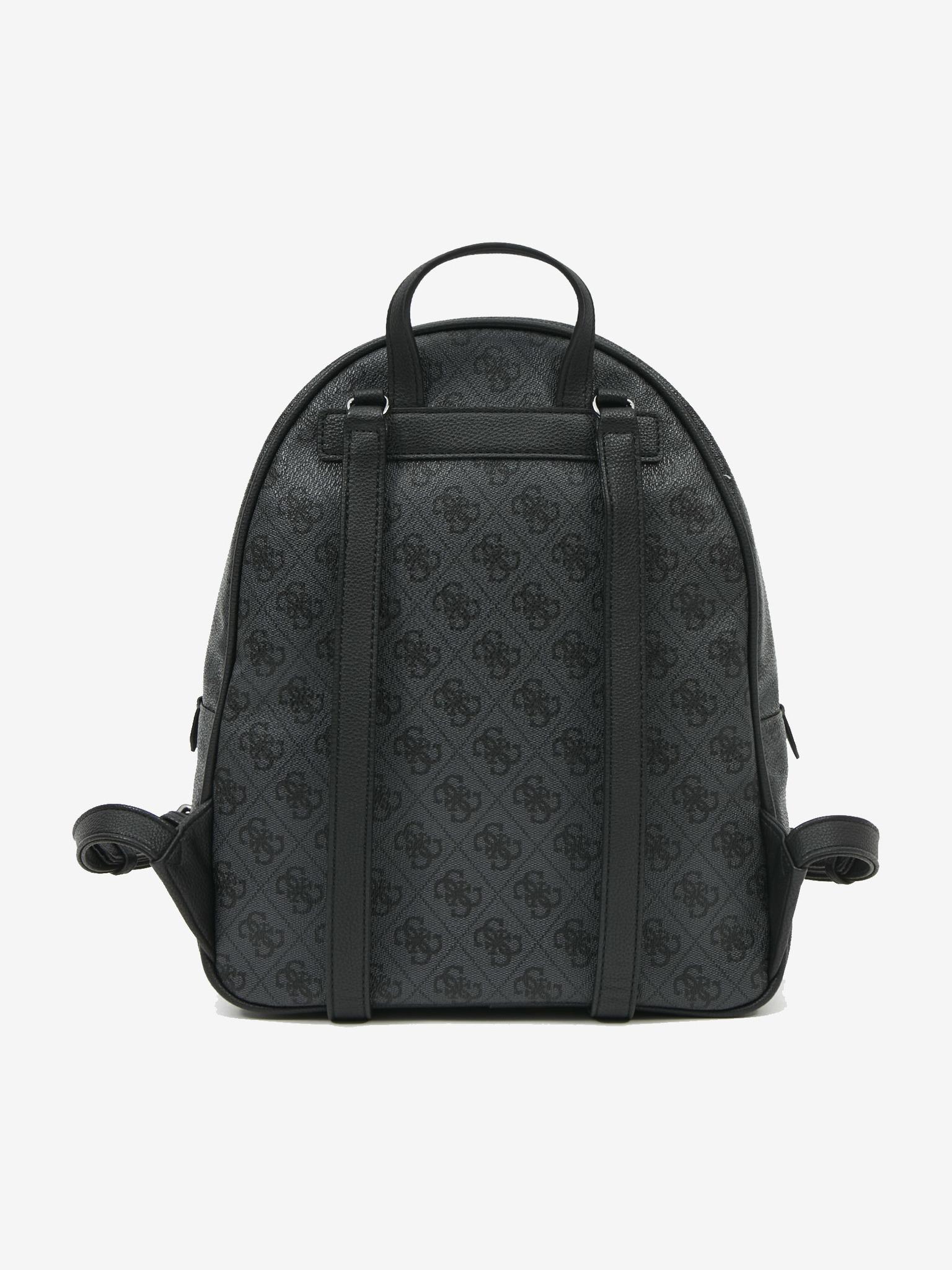 Guess black backpack Manhattan Large