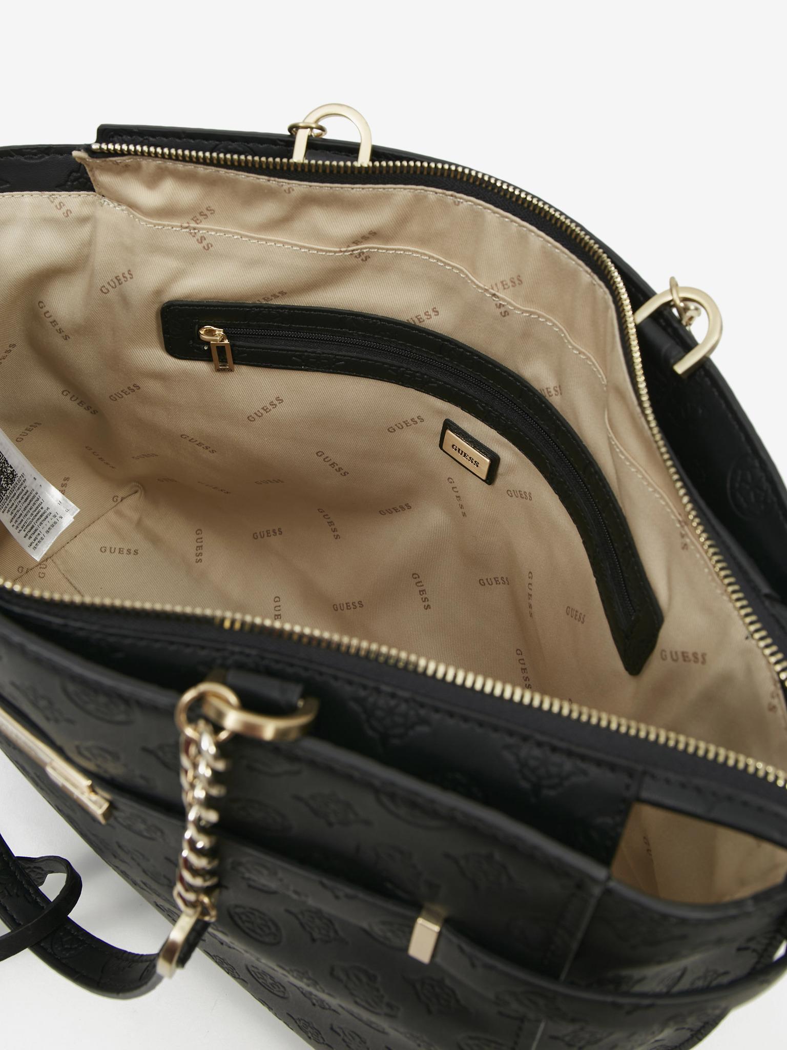 Guess black handbag Bea Elite