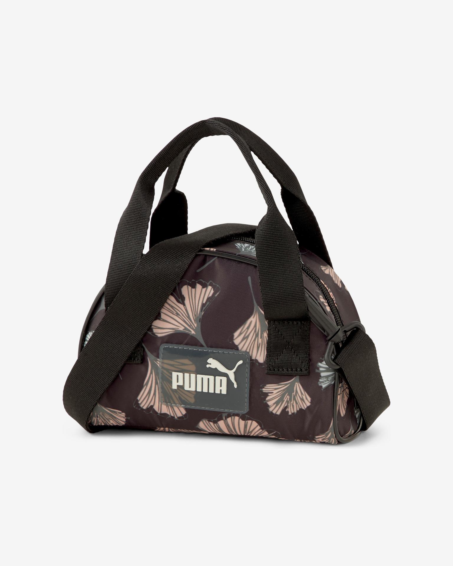 Puma Core Pop Mini Grip Handbag Black