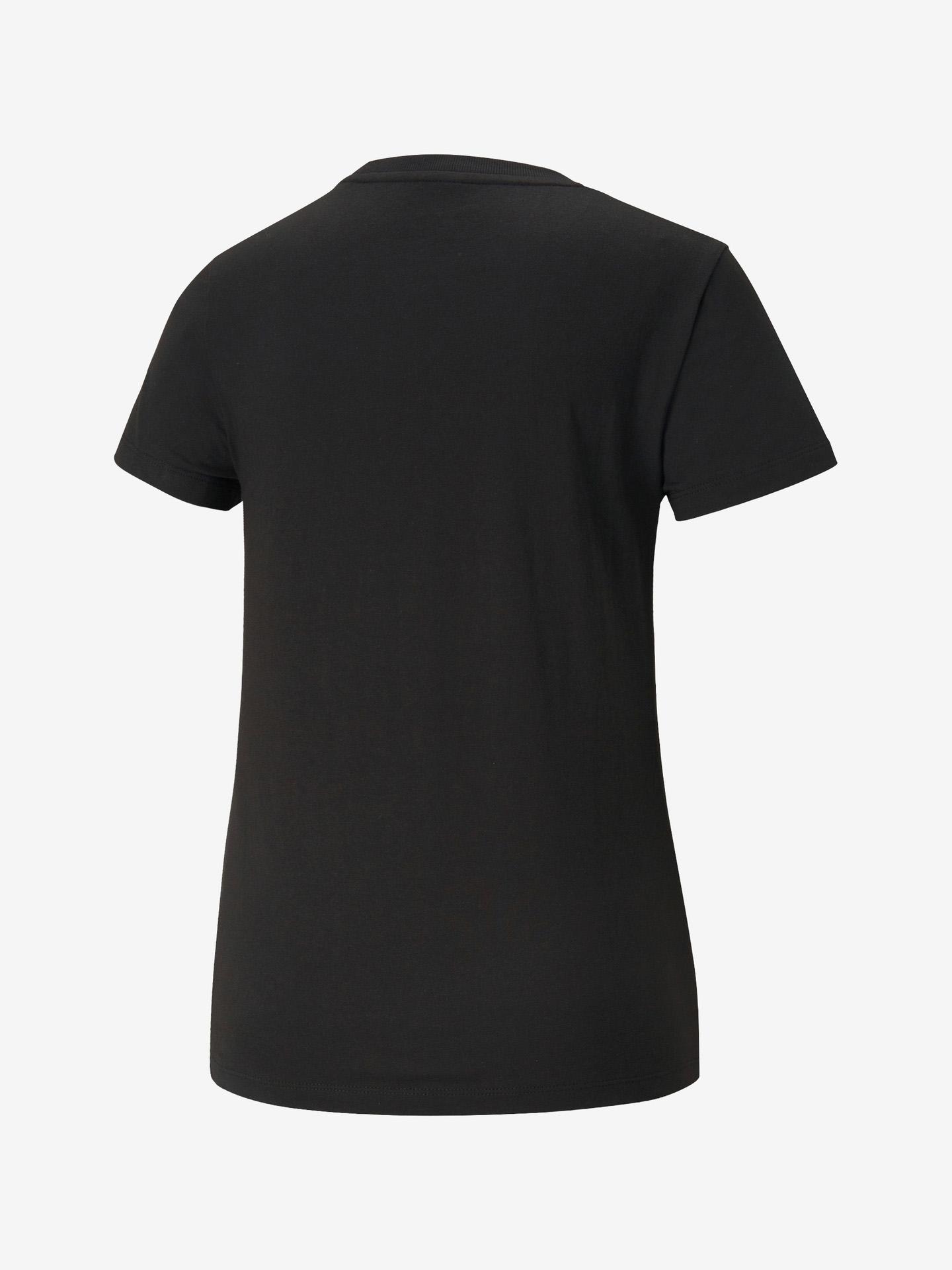 Puma INTL Graphic T-shirt Black