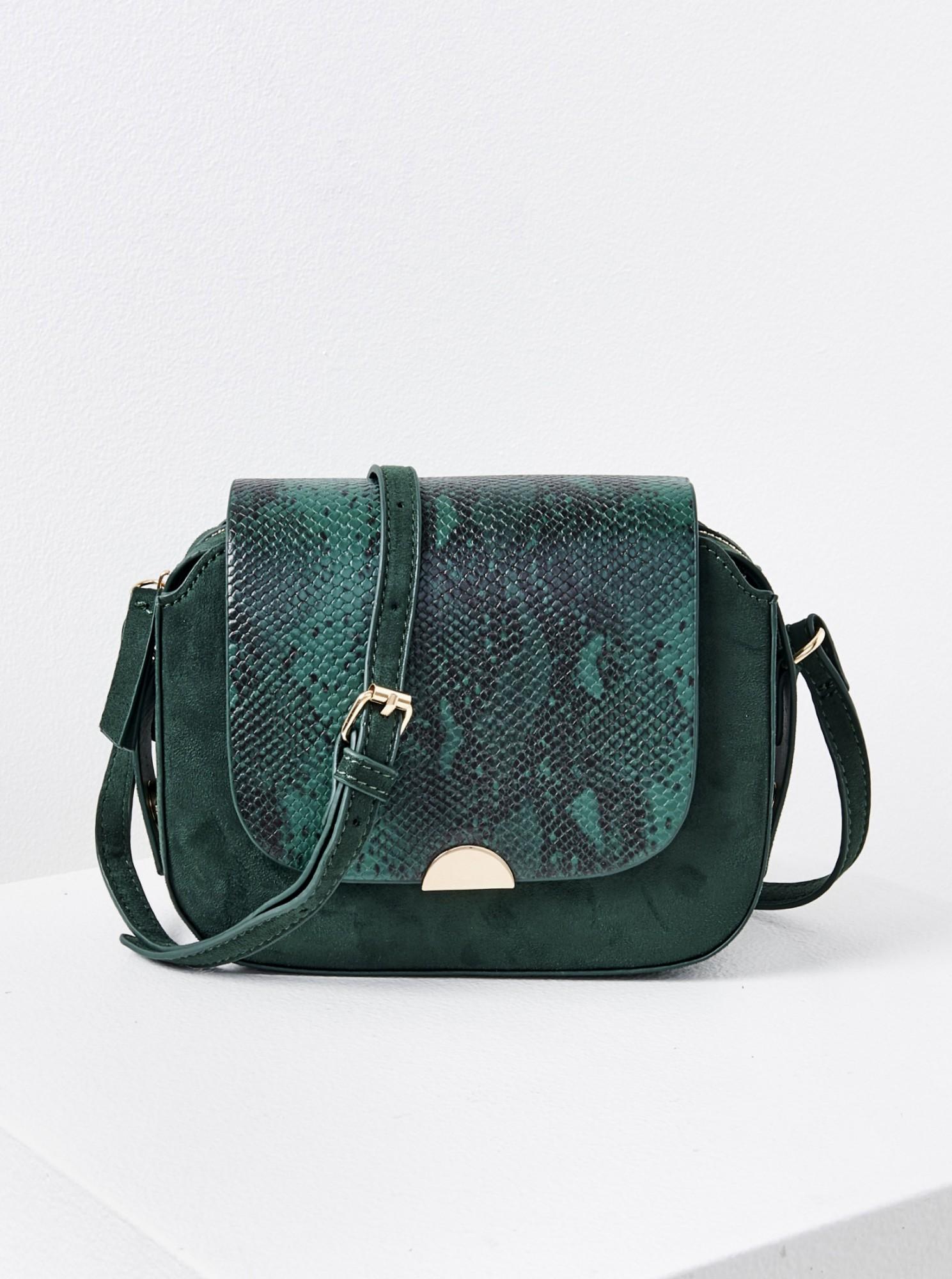 CAMAIEU Women's bag petrol blue