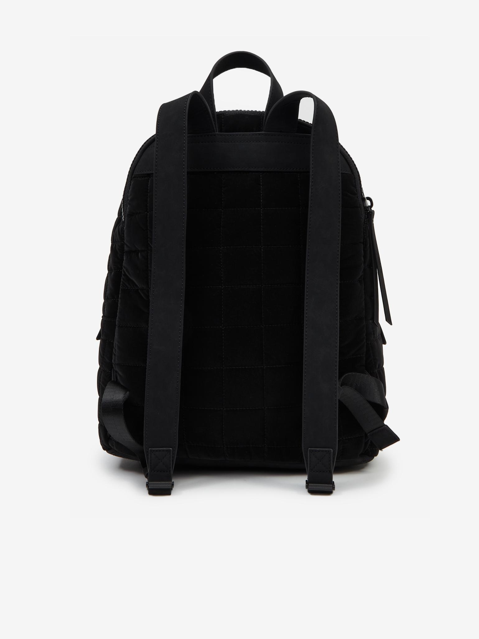 Desigual black backpack Cocoa Mombasa 2zippers