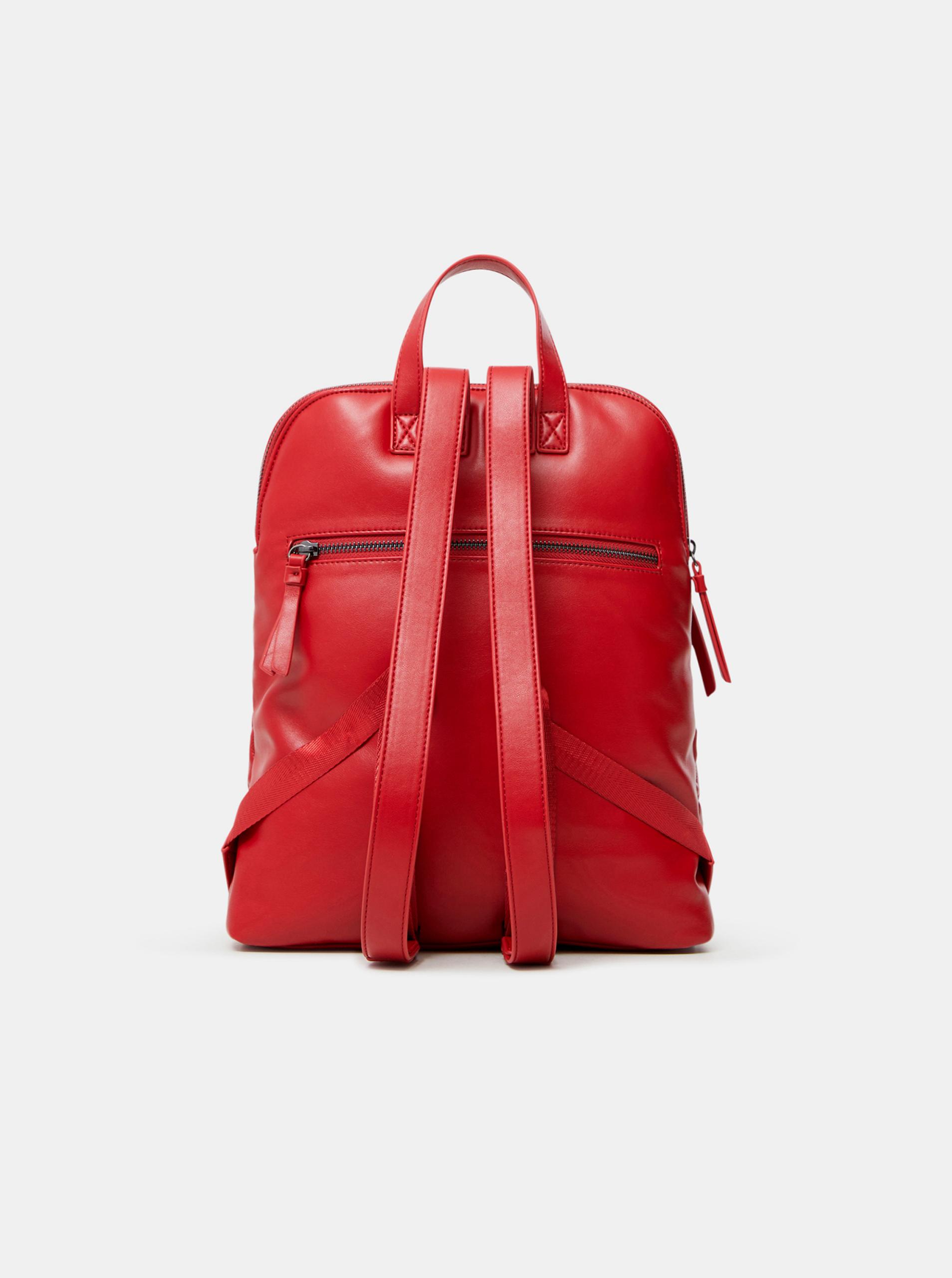 Desigual red backpack Bibi Big Nanaimo