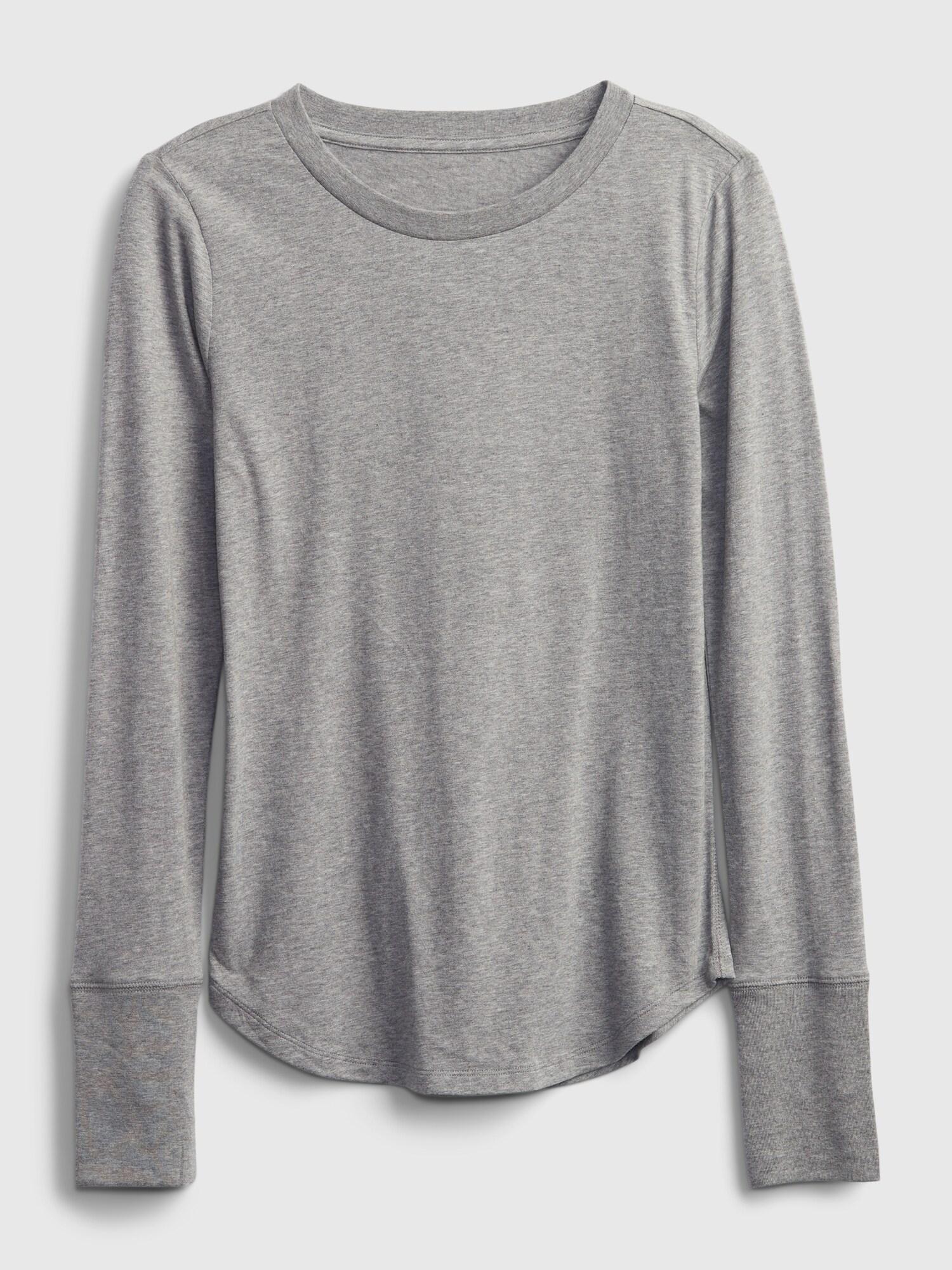 GAP Women's tops grey