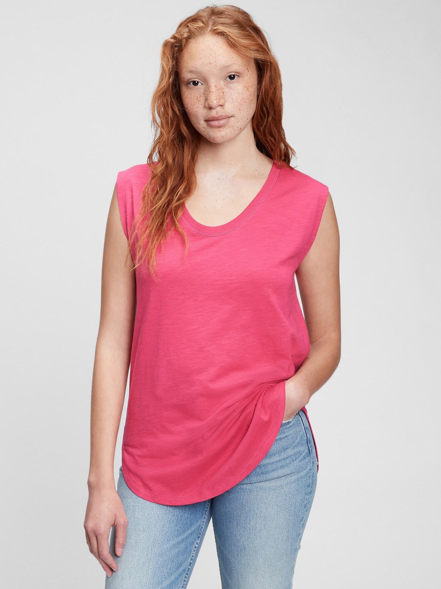 GAP Women's tops pink