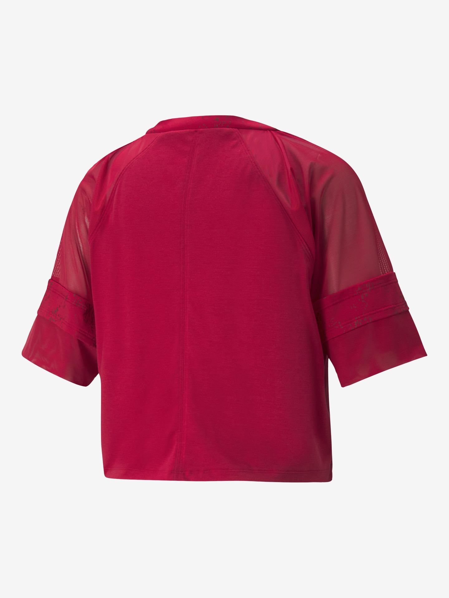 Puma Women's t-shirt red