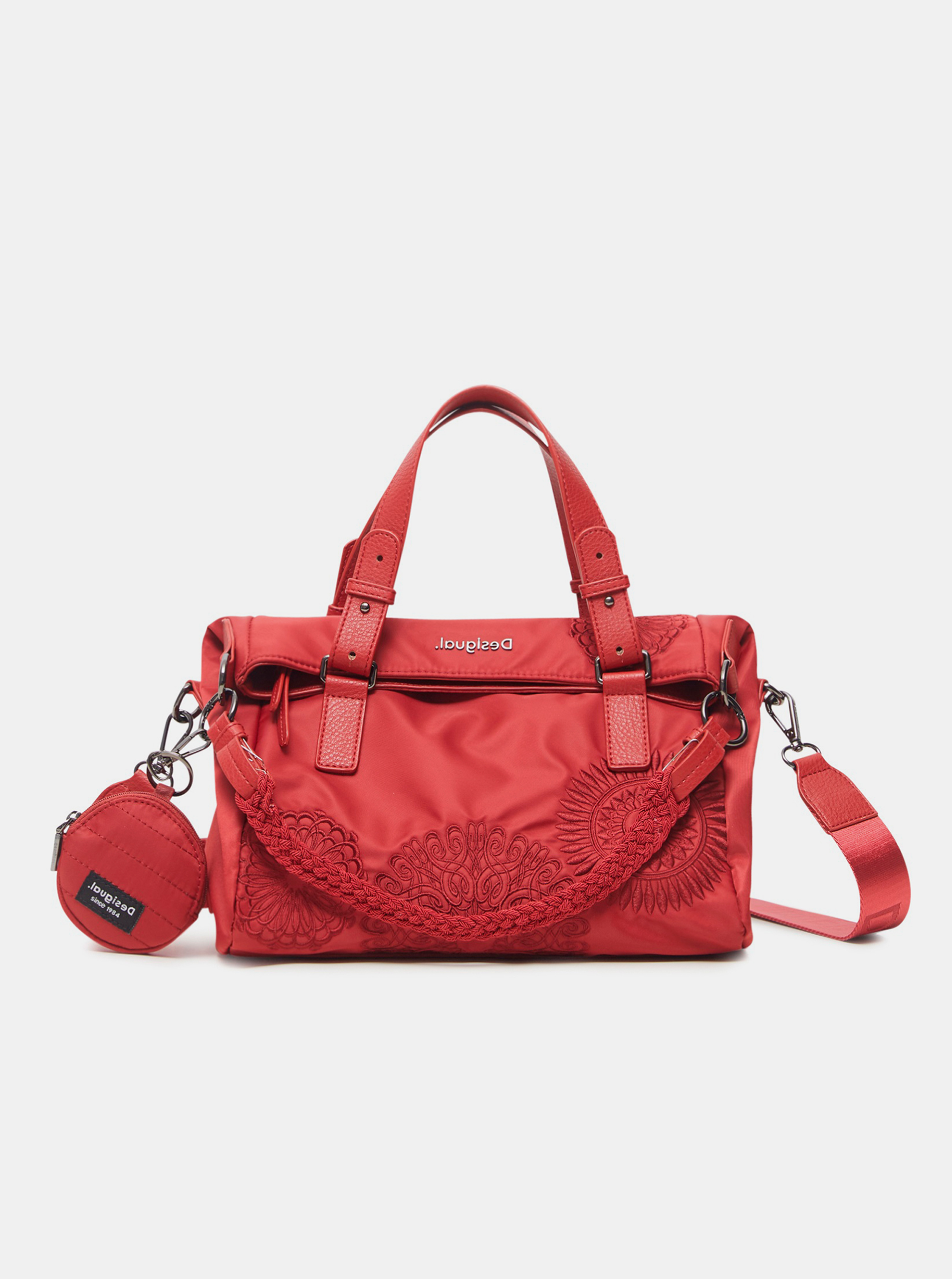 Desigual Women's bag red  Mandrala