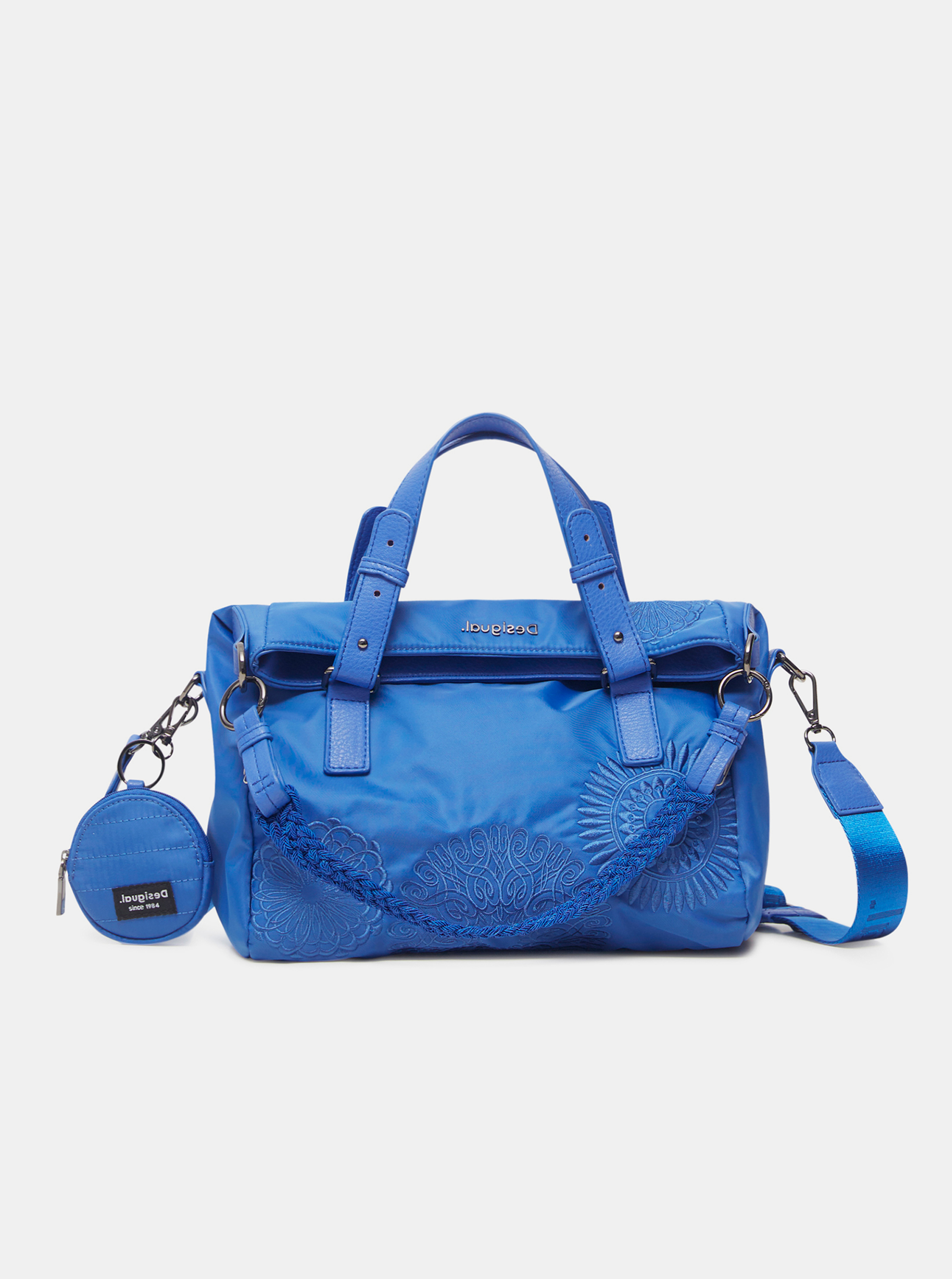 Desigual Women's bag blue  Mandrala