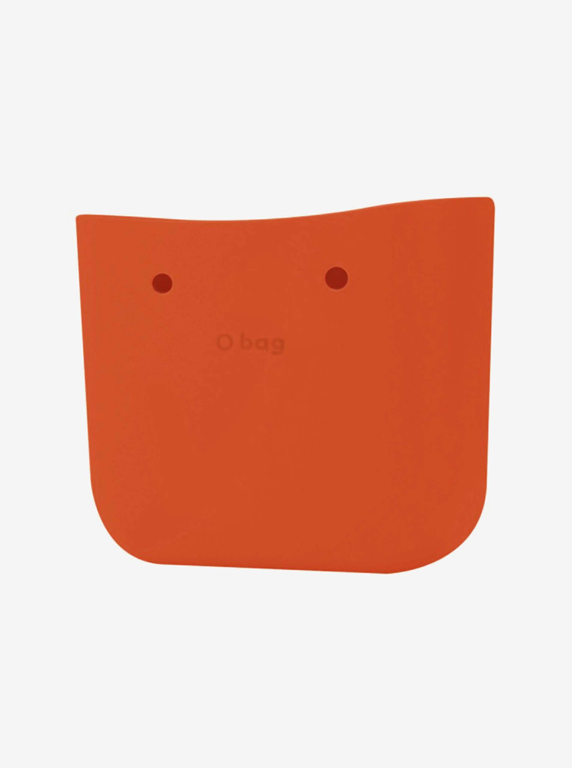 O bag Women's bag orange Arancione