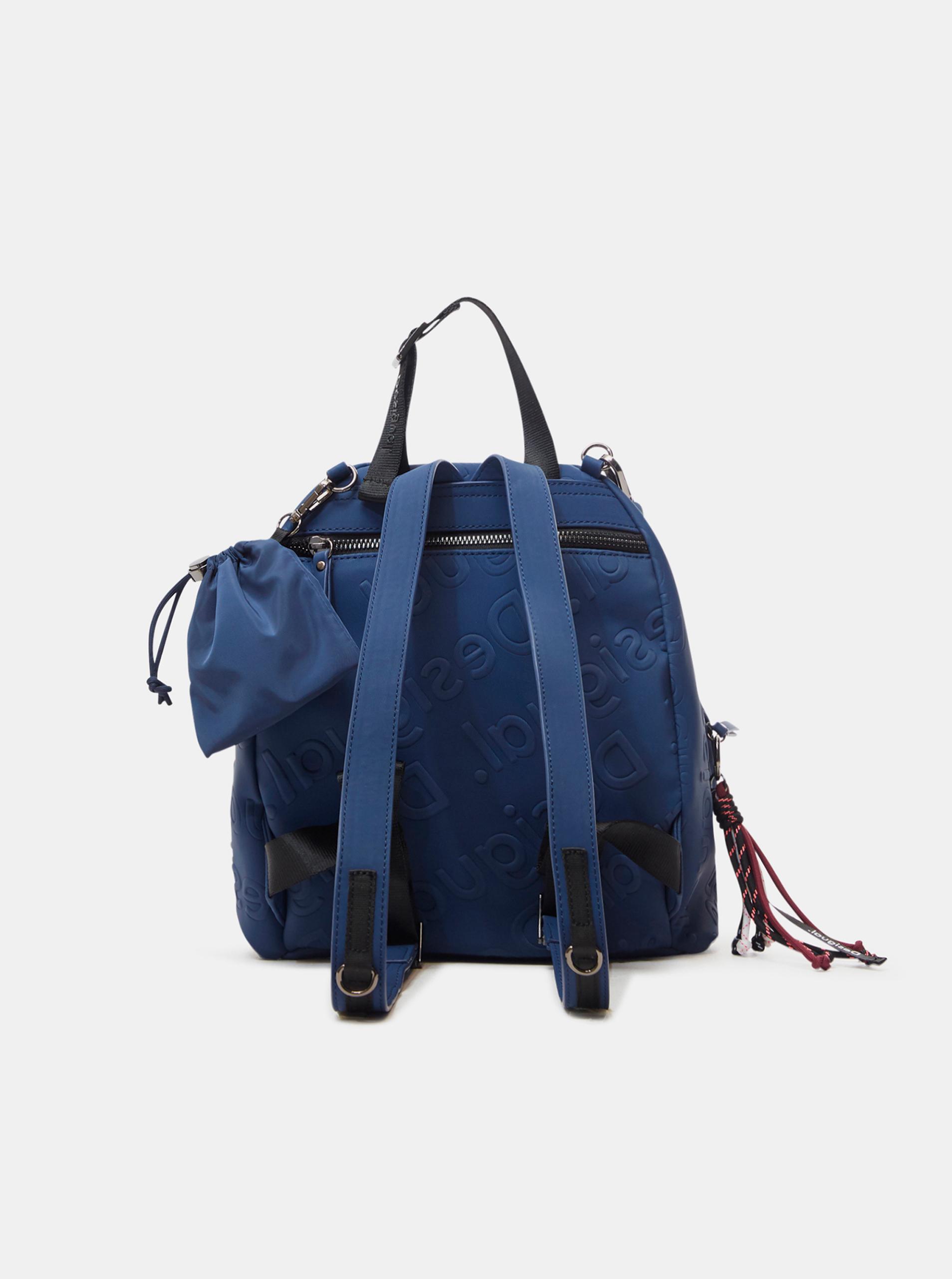 Desigual Women's backpack blue  Galia