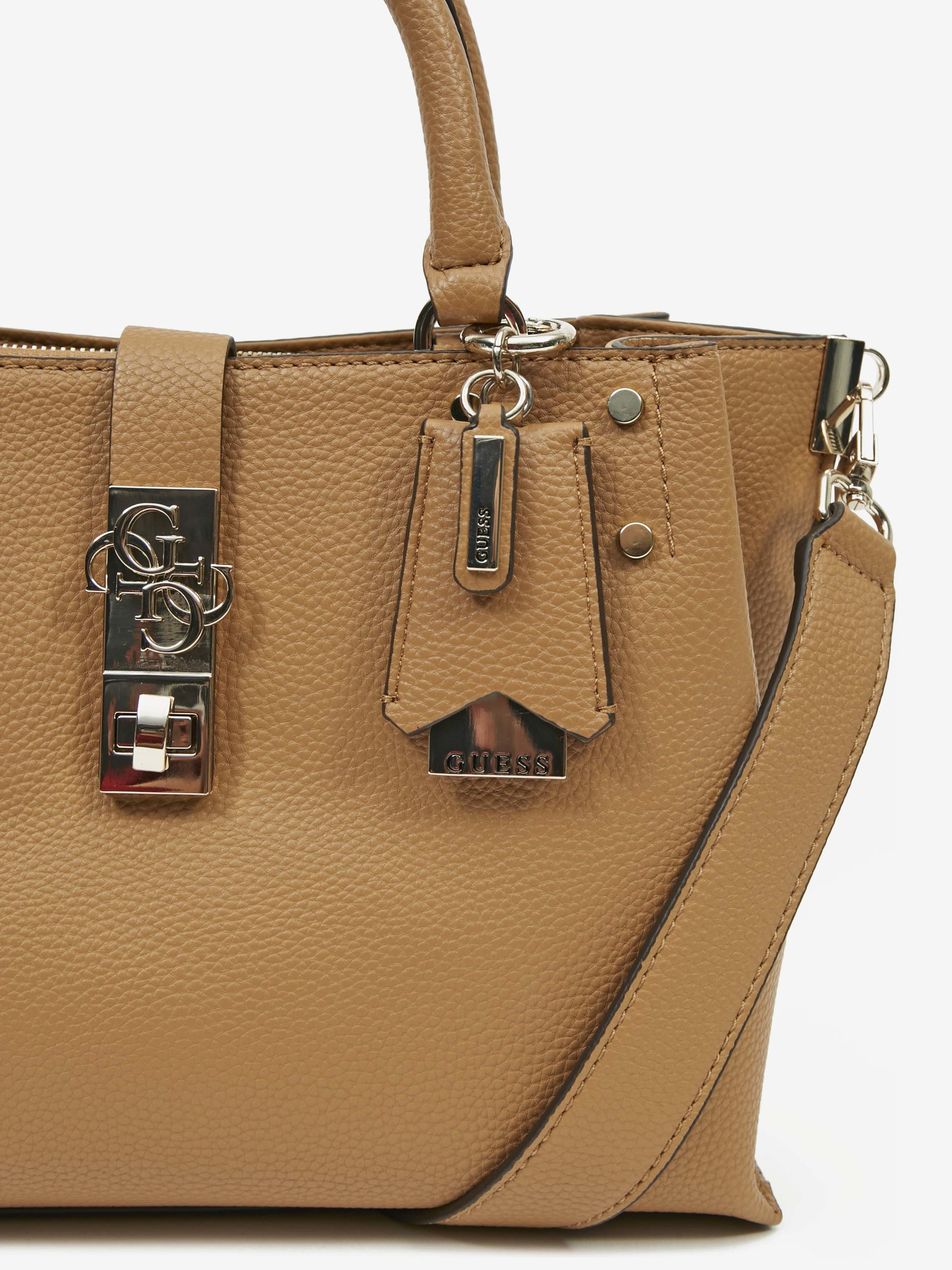 Guess Women's bag brown  Small