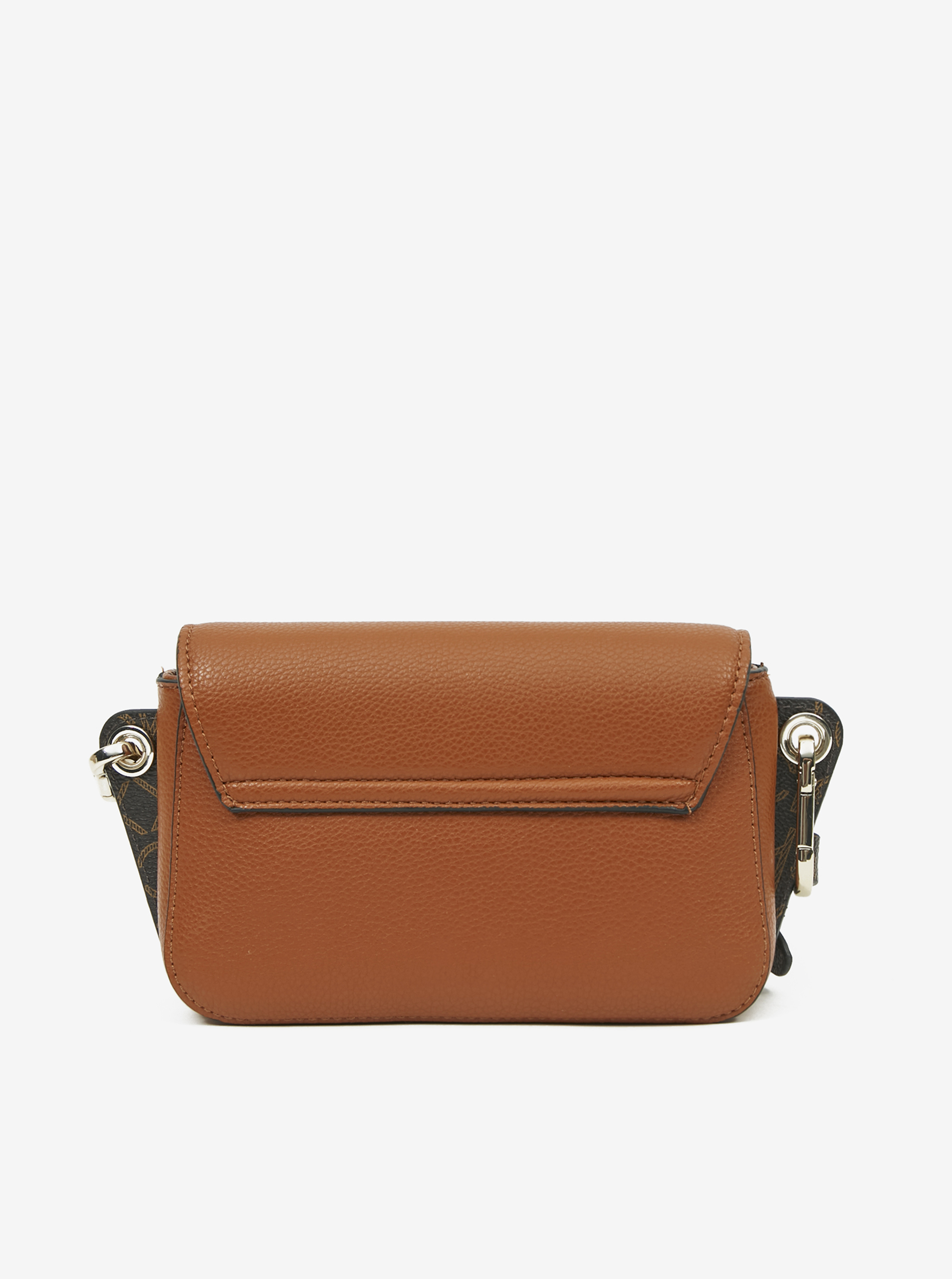 Calvin Klein brown crossbody handbag
