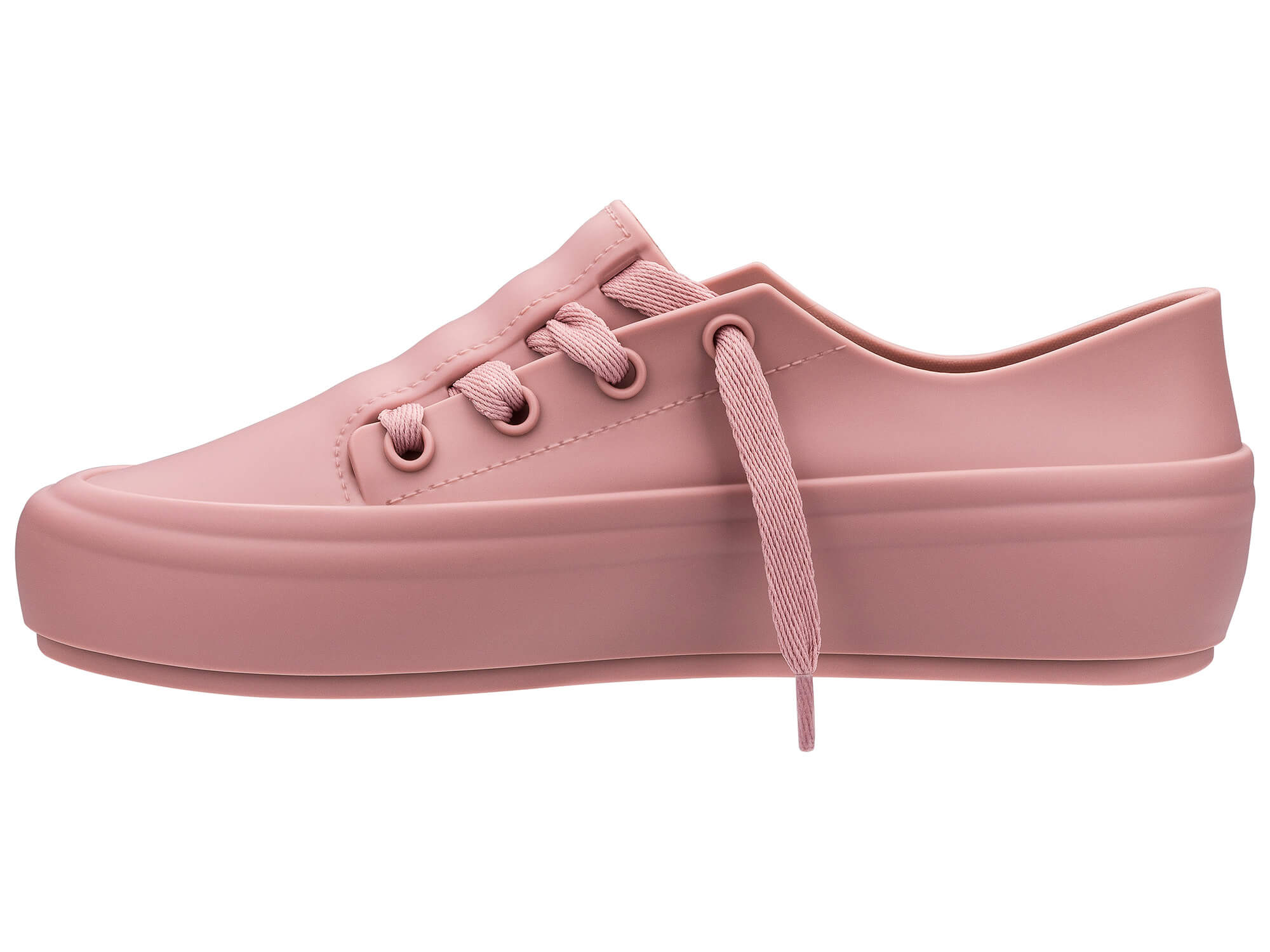 556dbbe2947 Melissa old-fashioned sneakers on the Ulitsa Sneaker Old Rose platform