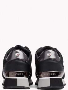 Tommy Hilfiger black sneakers Tommy