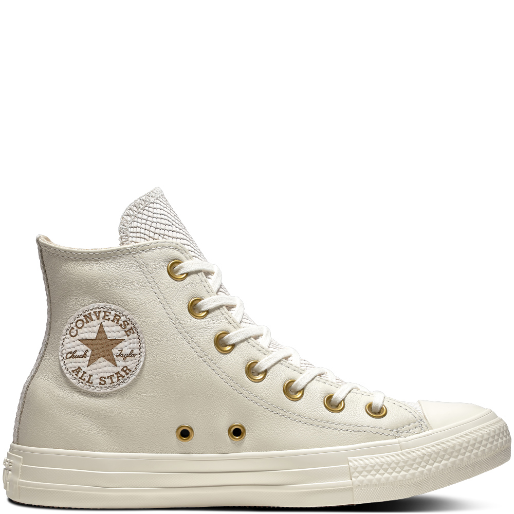 6e85e4efe262c4 Converse Cream Chuck Taylor All Star Hi   Light Twine - Women´s ...