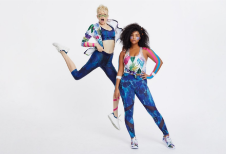 Desigual sport - new SS19 collection