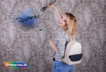 Roxy - Area Manager for Slovakia: The Style of My Heart