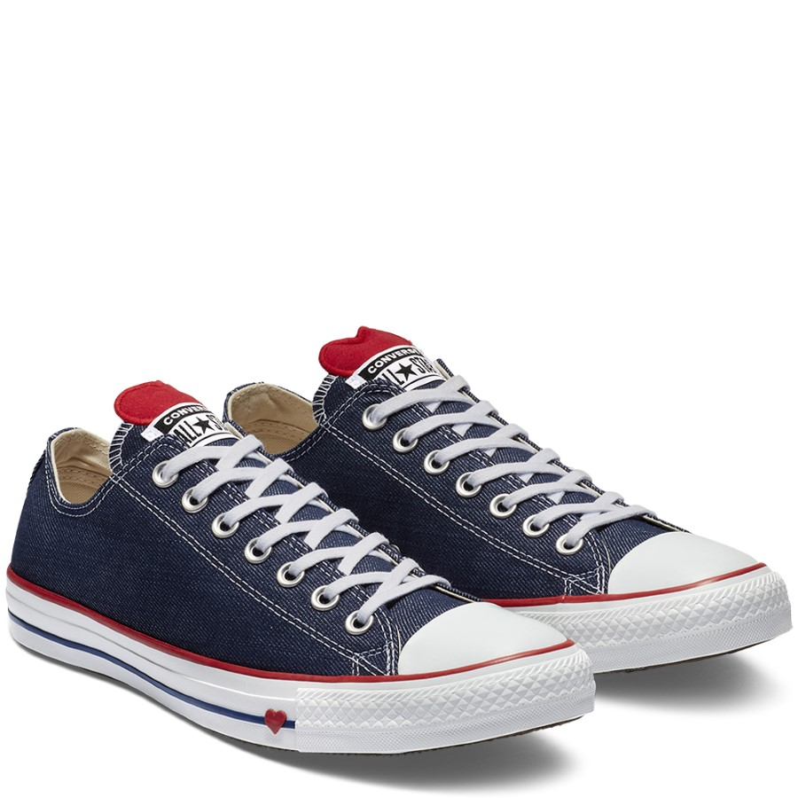 Converse blue sneakers Chuck Taylor All