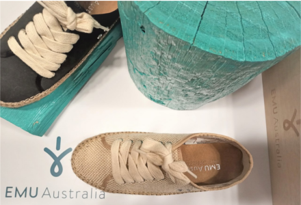 Cotton Emu Shoes - spring style styling