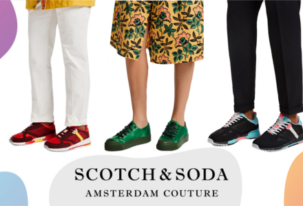 Scotch & Soda Shoes- You Both Will Be Trendy!